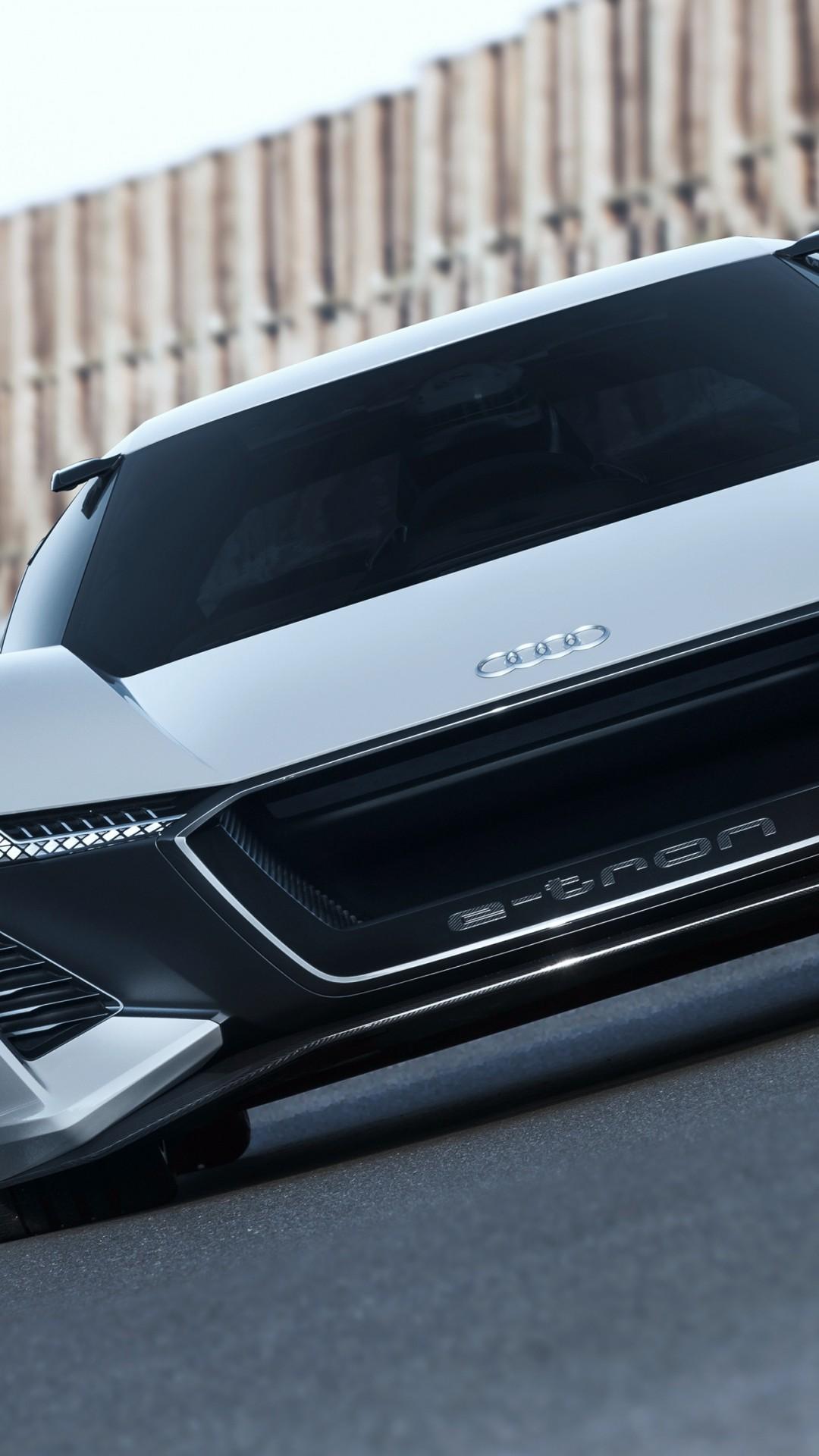 E-tron, Futuristic Cars - Audi E Tron Gtr , HD Wallpaper & Backgrounds