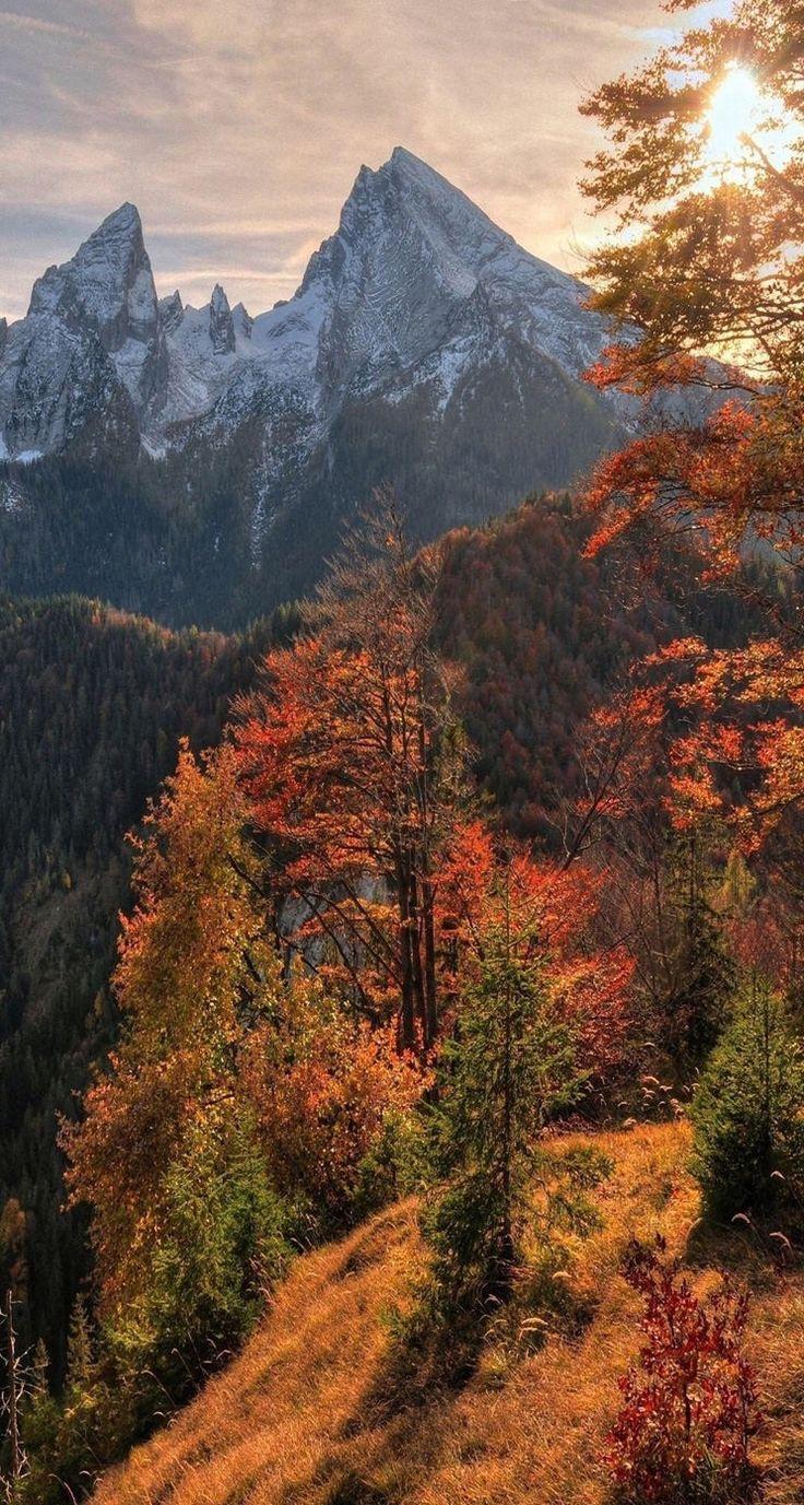 foto de Iphone - Fall Mountain Backgrounds Iphone (#1959405) - HD ...