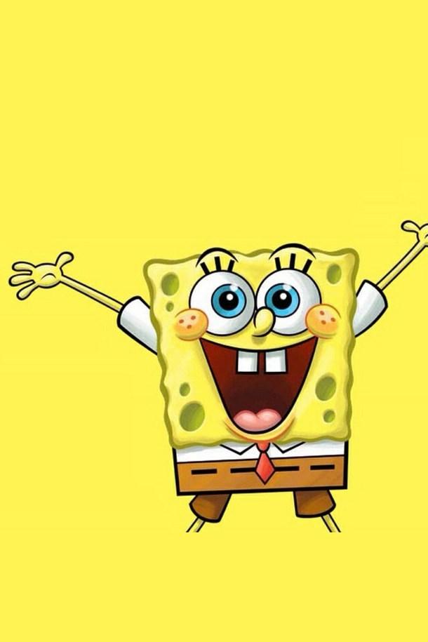 Wallpaper Spongebob Lucu Spongebob Burst Wall 1959823 Hd Wallpaper Backgrounds Download