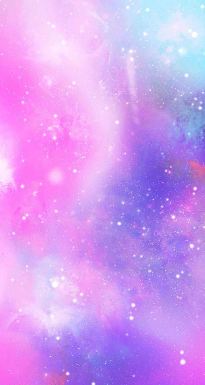 Galaxy Hd Wallpaper Iphone Pretty Purple Pink Pink Galaxy