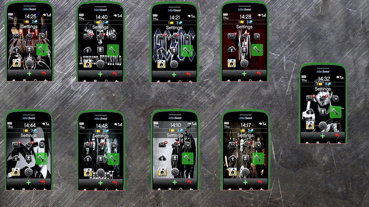 Fe9280 Rock Band Phone Wallpaper Pack - Gta 5 Michael Phone , HD Wallpaper & Backgrounds