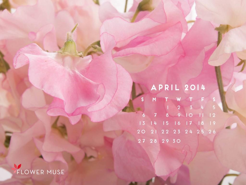 April 2014 Calendar April Calendar 2017 Desktop 1961867