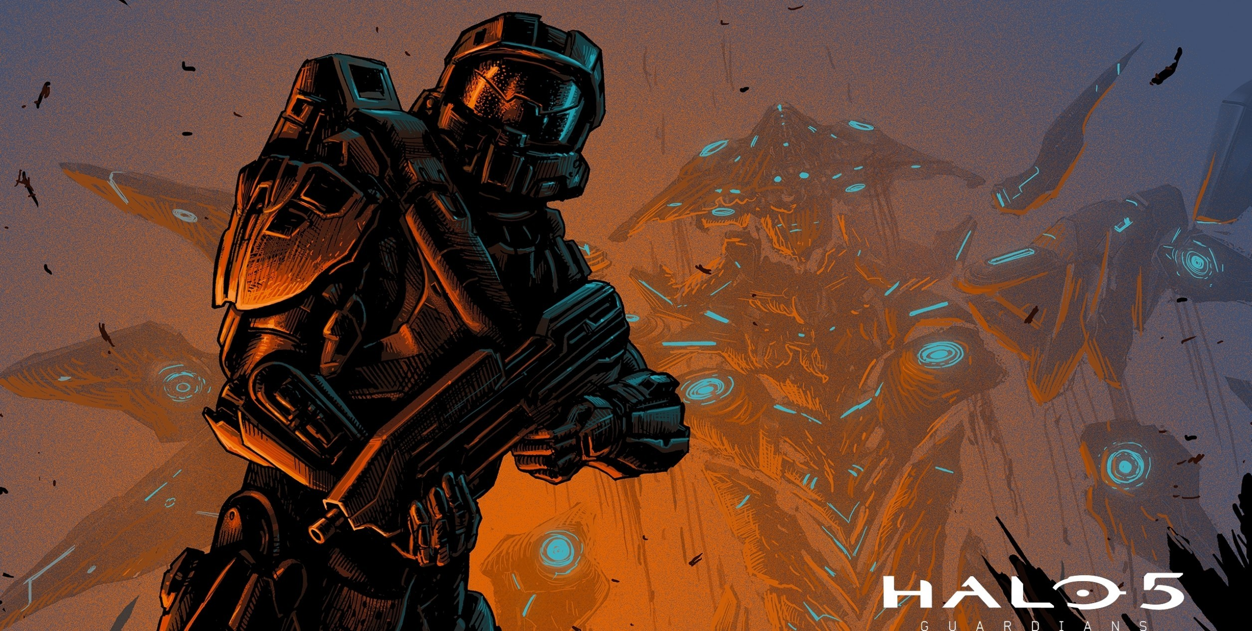 Misc Halo 5 Guardians Master Chief Wallpapers Master