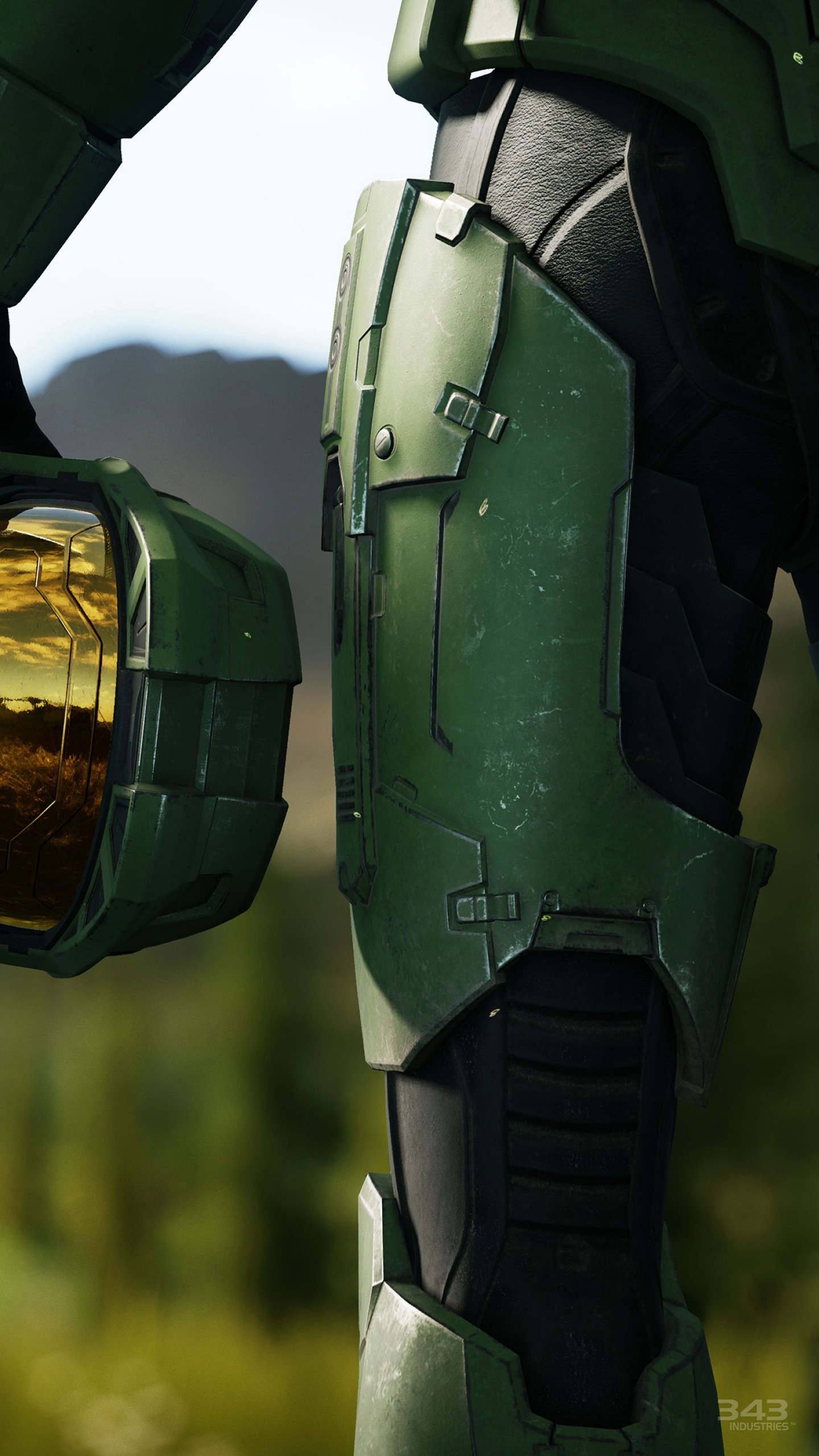 Halo Infinite Iphone Wallpaper Hd The Game Playlist