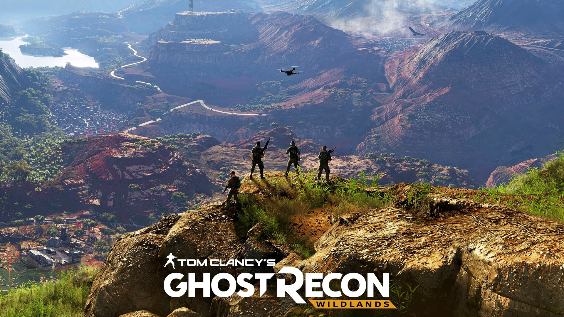 72 Tom Clancy S Ghost Recon Wildlands Hd Wallpapers Ghost Recon