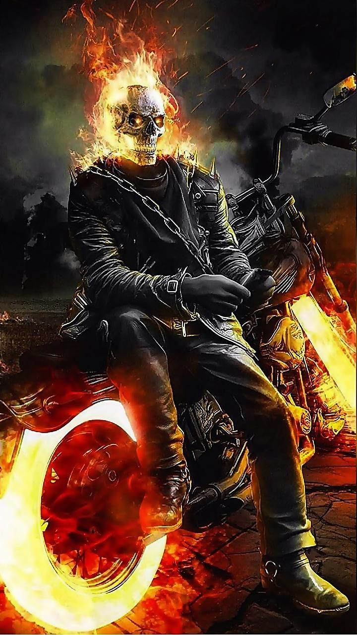 Download Ghost Rider Wallpaper Now - Ghost Rider , HD Wallpaper & Backgrounds