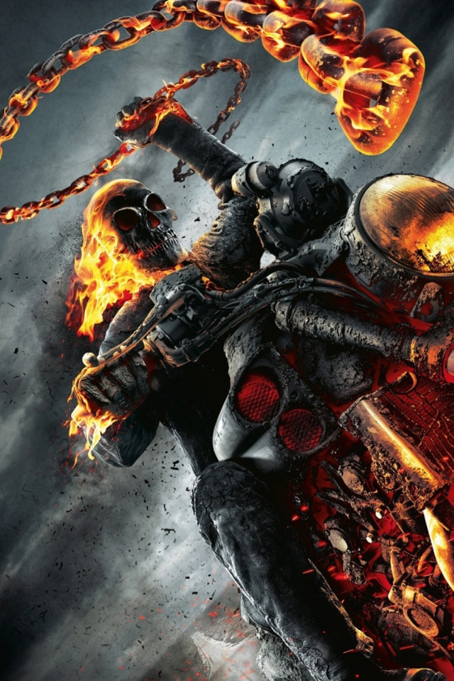 Download Now - Ghost Rider Wallpaper Android , HD Wallpaper & Backgrounds