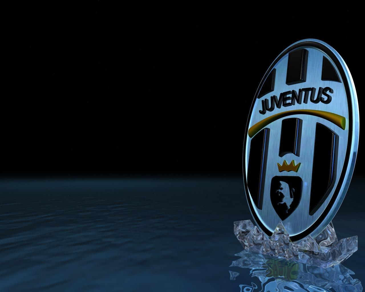 Juventus 3d Logo Wallpaper Free Download Juventus Fc