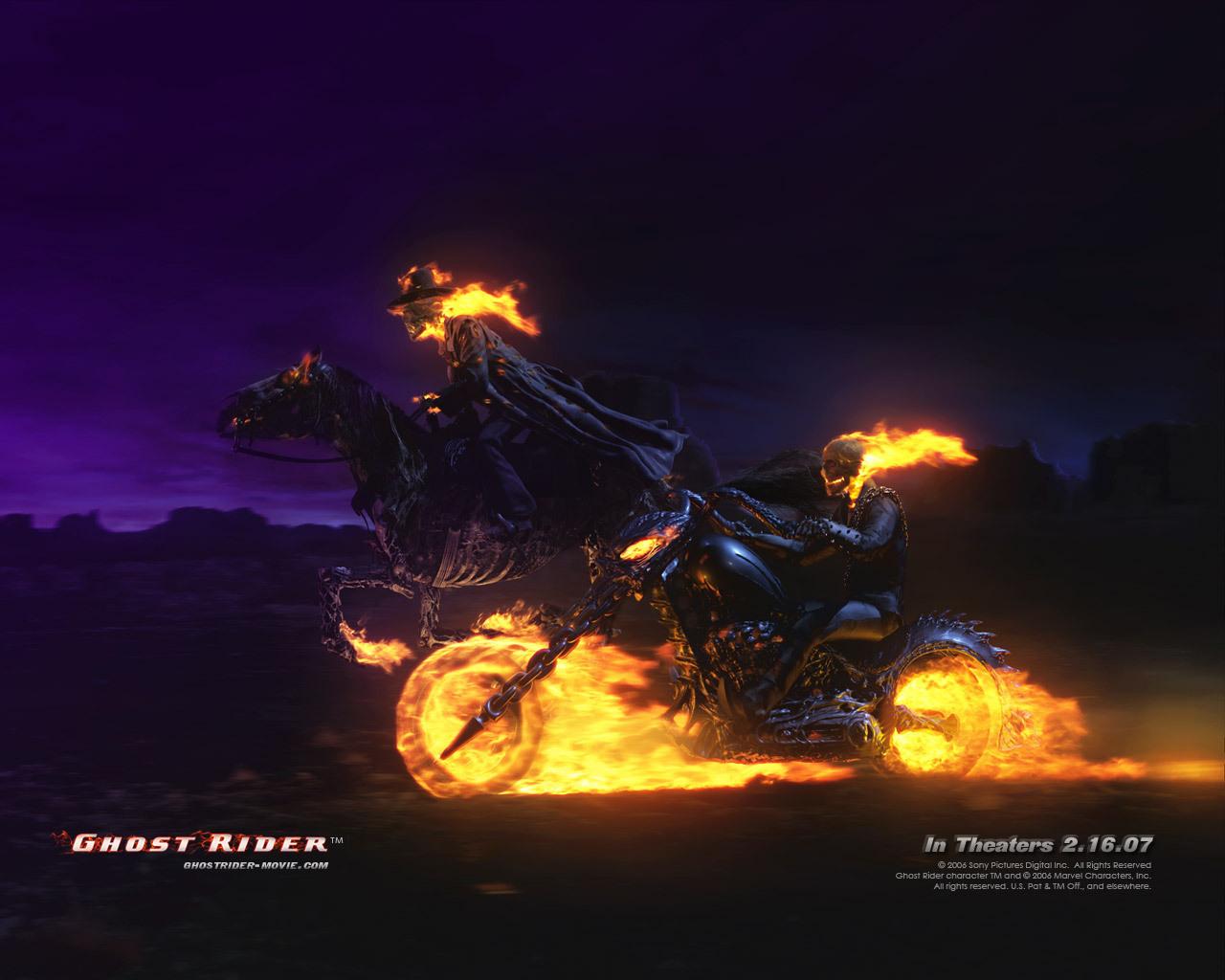 Ghost Ghost Rider Movie 1968852 Hd Wallpaper