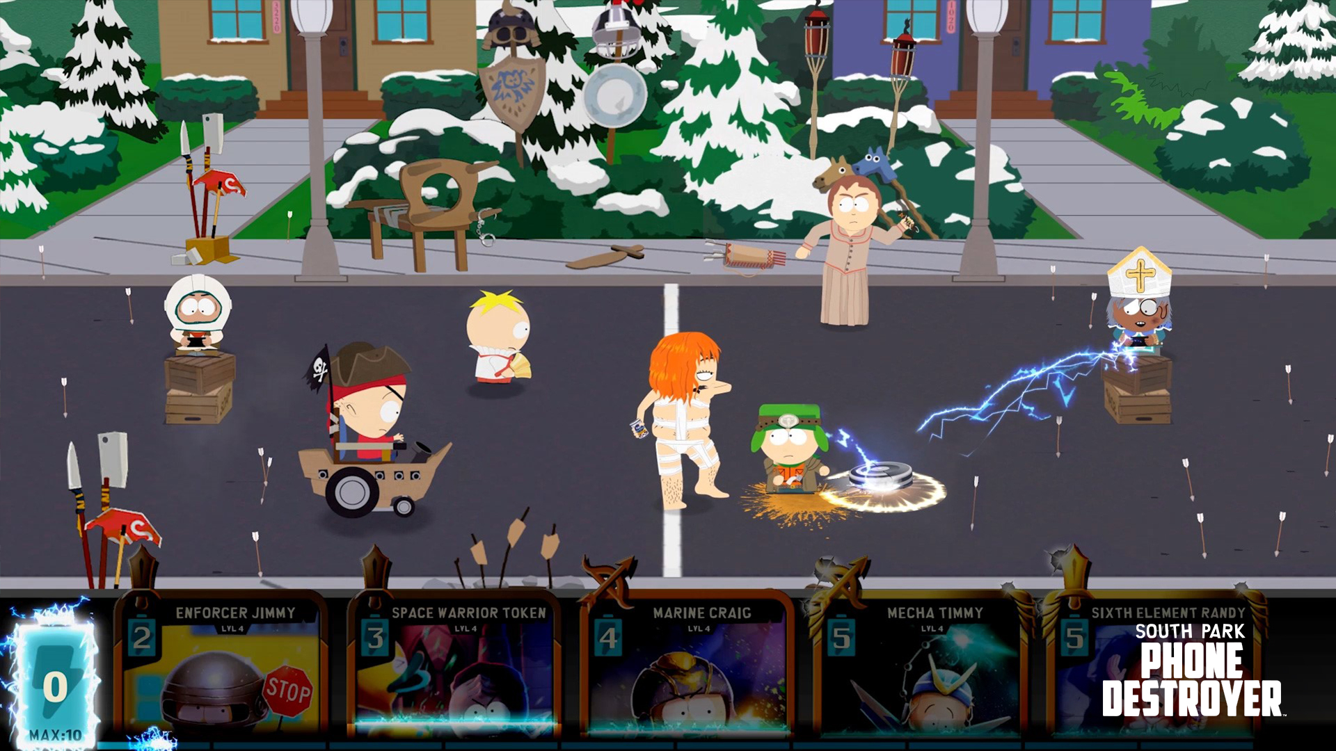 9 New Android Games You Have To Play This Week South Park Phone Destroyer 1969213 Hd Wallpaper Backgrounds Download