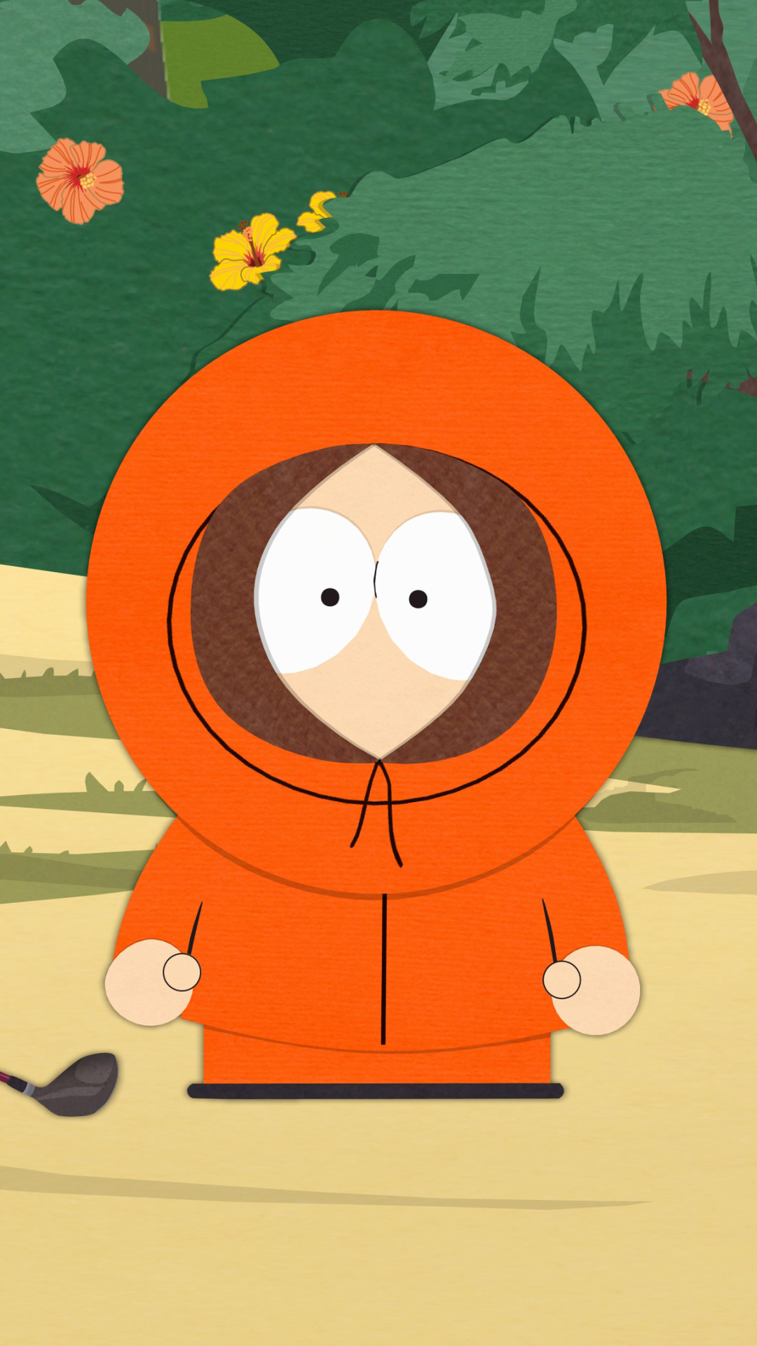 Tv Show South Park Butters Stotch Kenny Mccormick Kenny