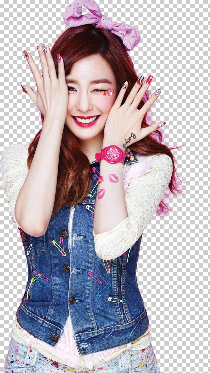 Tiffany Girls' Generation South Korea Musician Png, - Tiffany Girls Generation Baby G , HD Wallpaper & Backgrounds