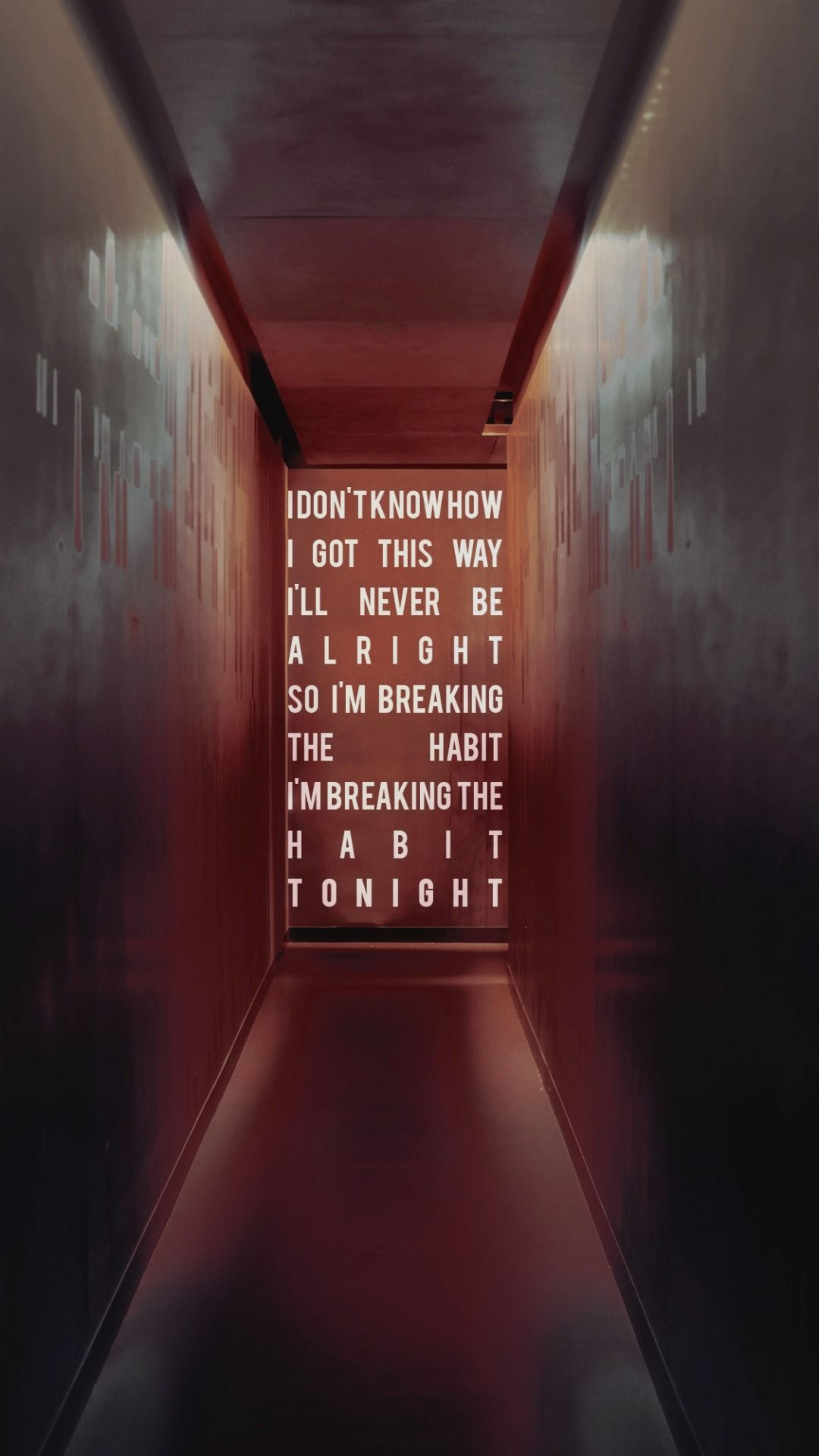 Linkin Park Wallpaper Lyrics 1970112 Hd Wallpaper