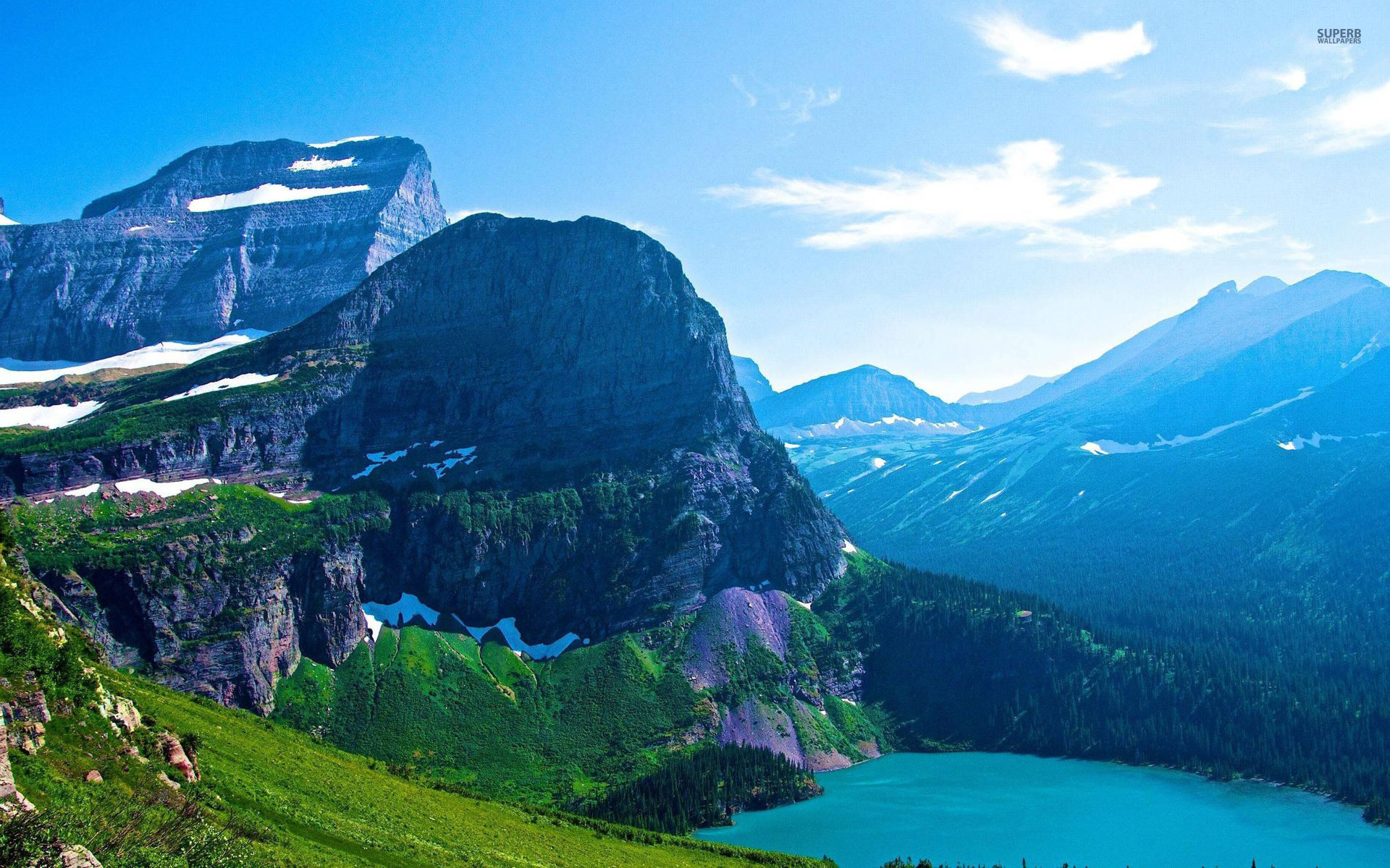 Glacier National Park Wallpapers High Quality 1970152 Hd