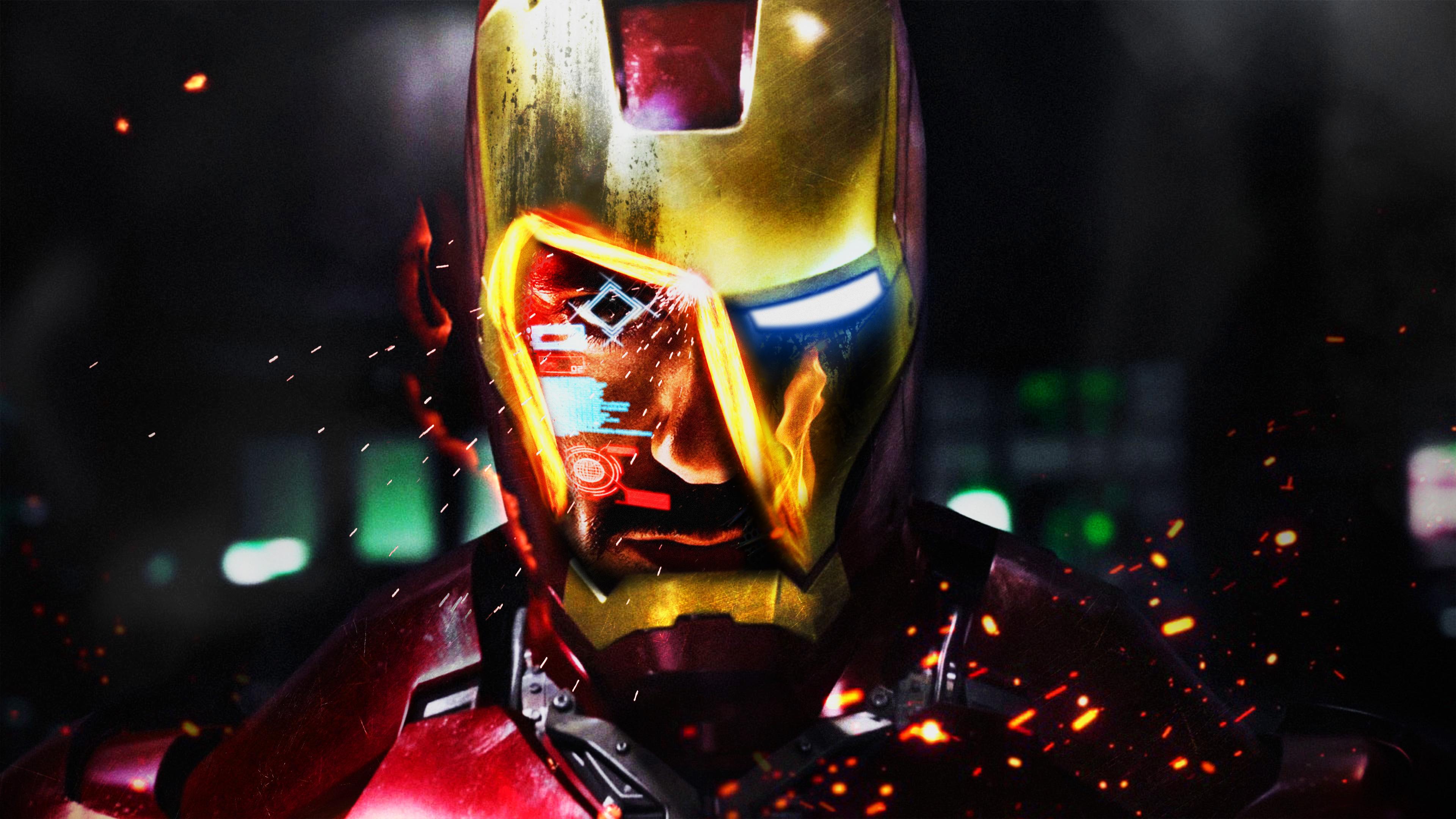 Iron Man Wallpaper And Background Jpg Iron Man Hd 4k 1971628