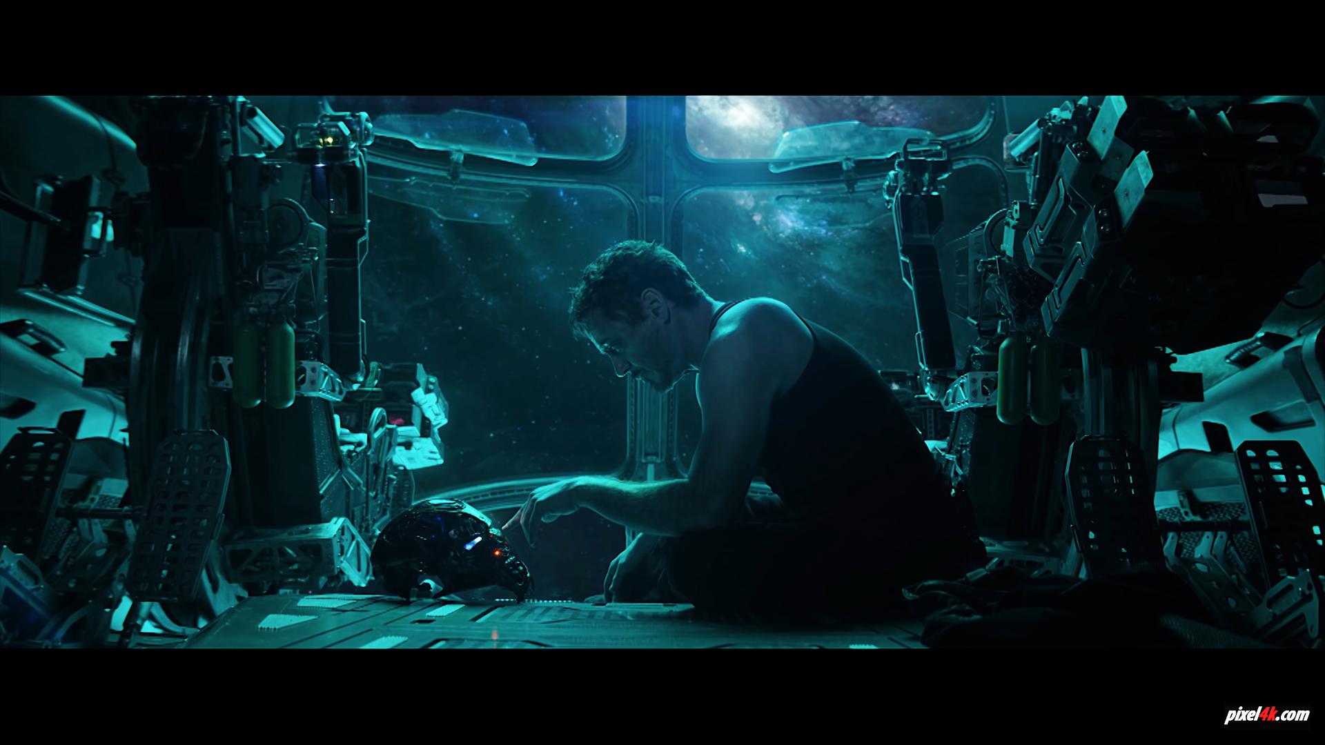 Wallpaper 4k Avengers 4 End Game Tony Stark Hd Avengers