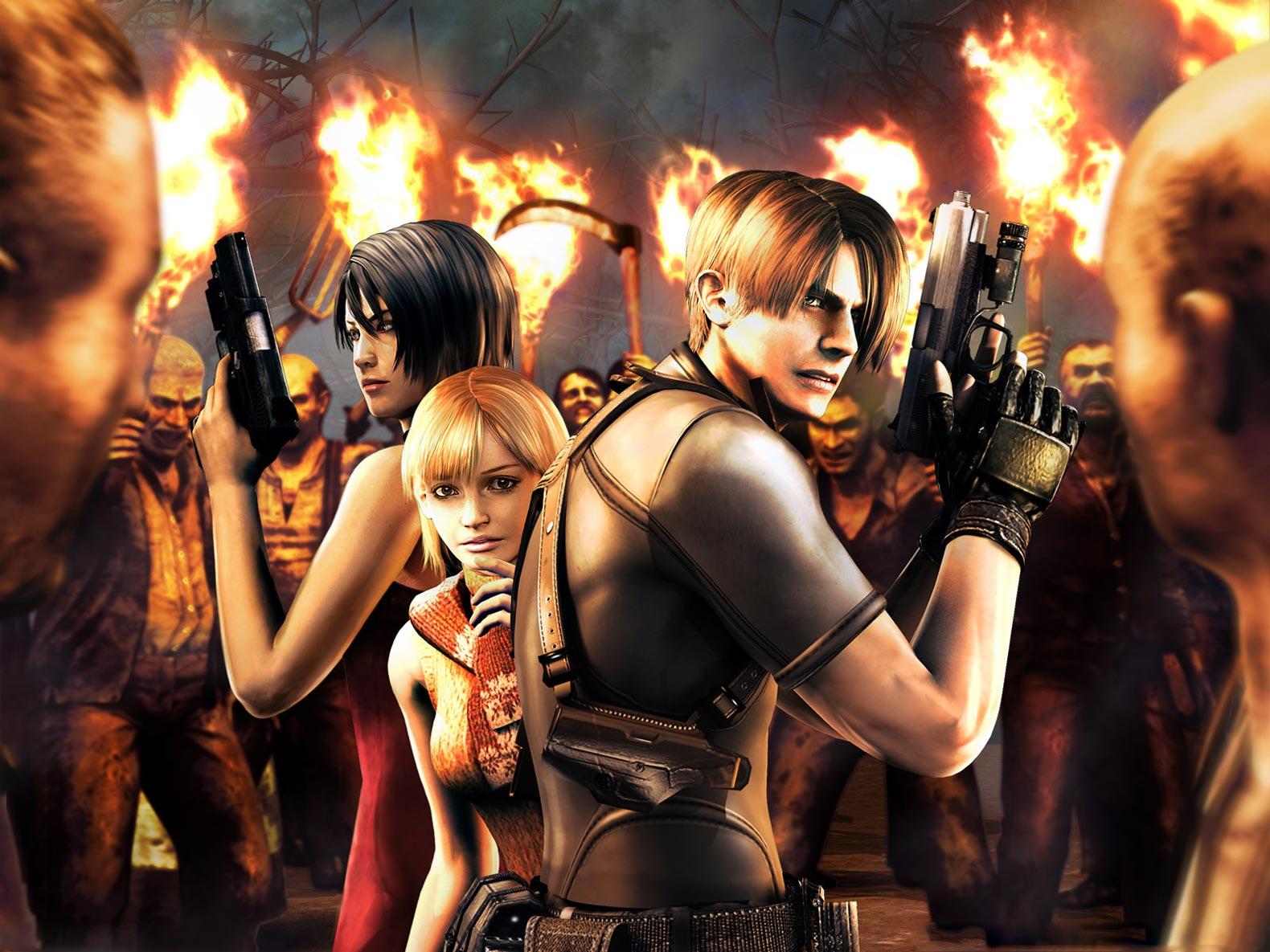 Imagenes De Resident Evil 4 Para Fondo De Pantalla , HD Wallpaper & Backgrounds