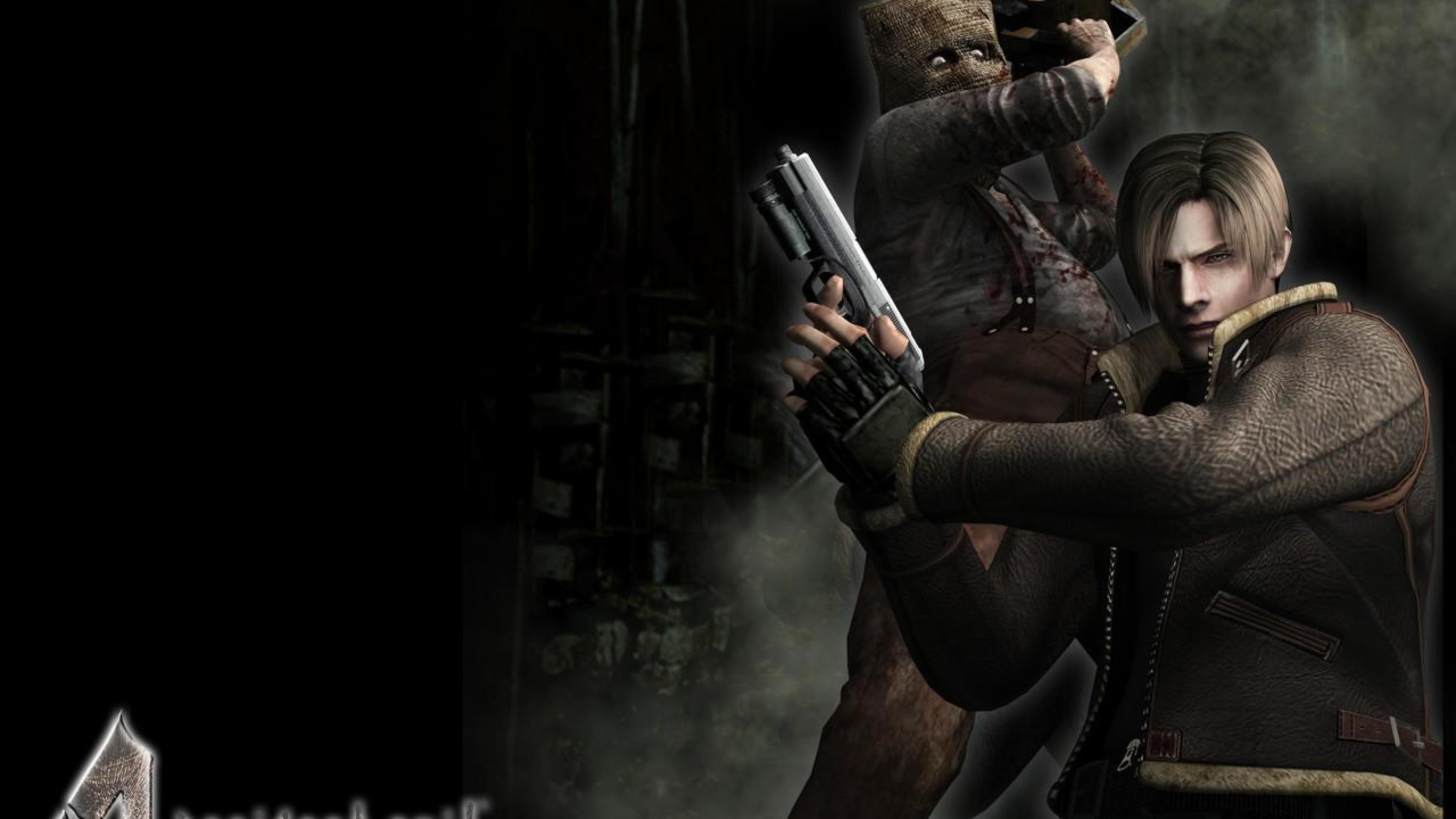Download Wallpaper Resident Evil Characters Girl Resident