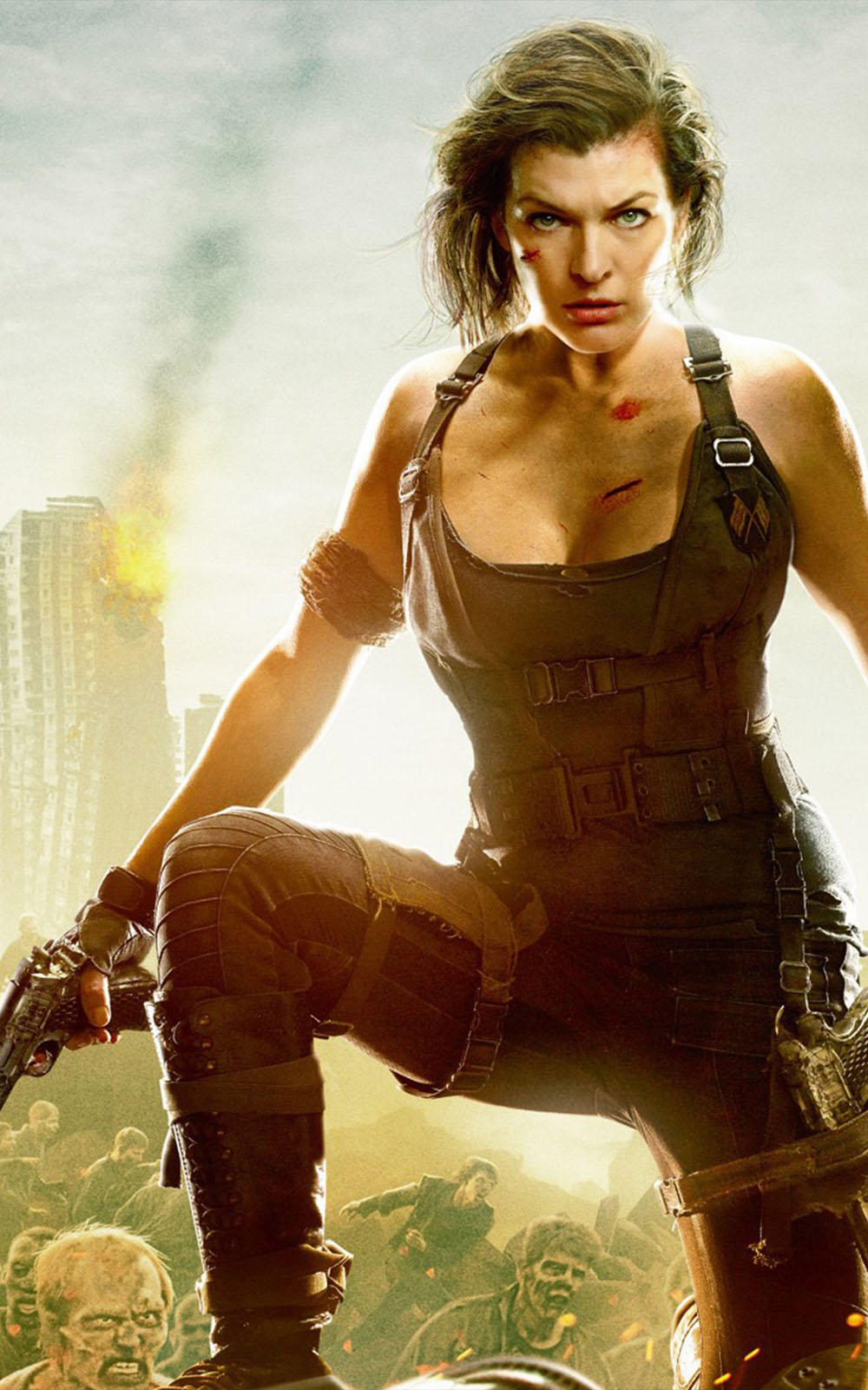 Download Wallpaper - Resident Evil The Final Chapter Alice (#1974420) - HD  Wallpaper & Backgrounds Download