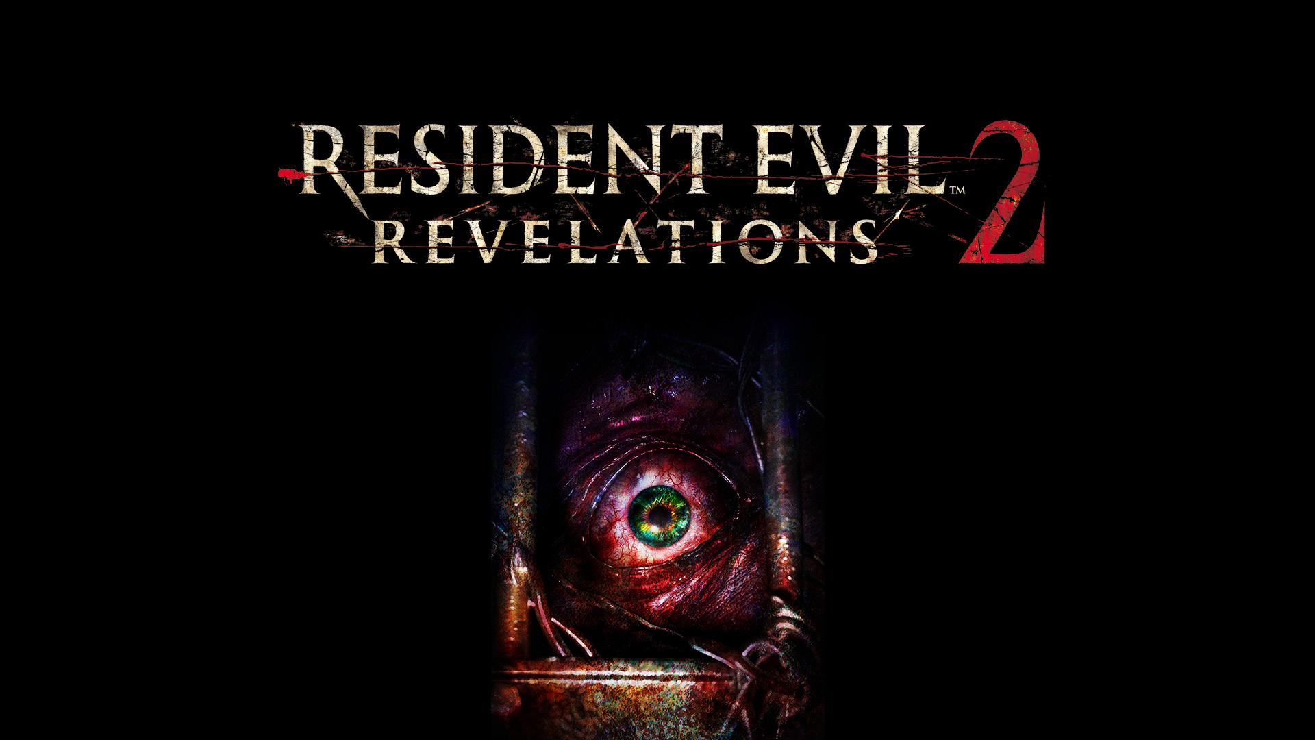 Resident Evil Revelations Logo Hd 1975056 Hd Wallpaper