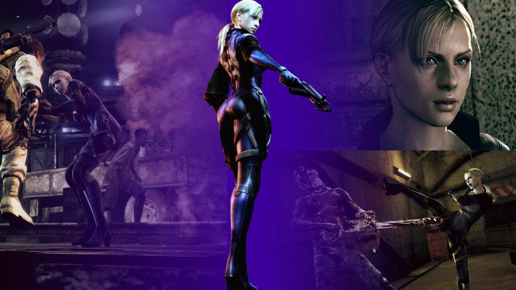 Resident Evil 5 Jill Valentine Wallpaper Resident Evil