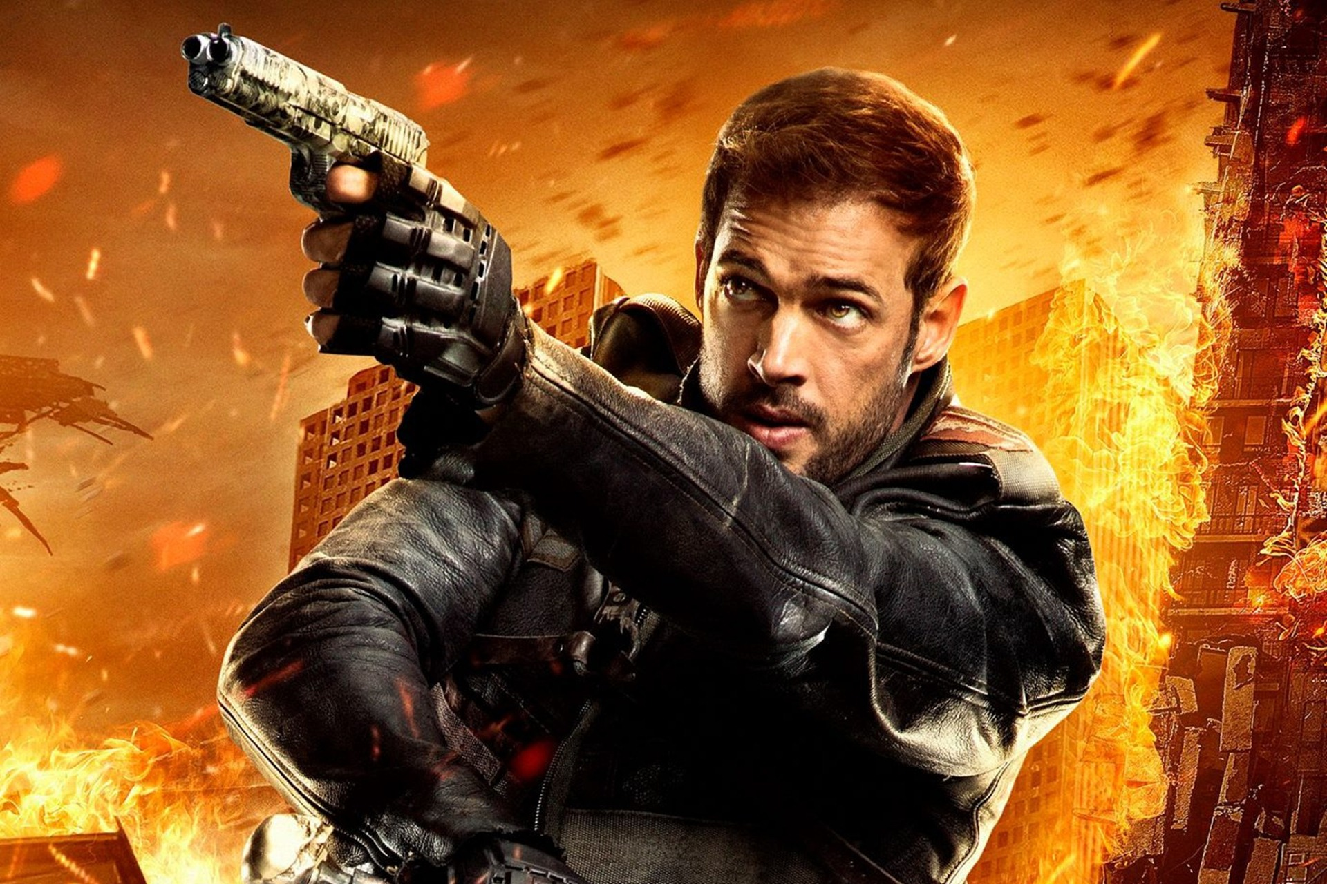 William Levy Resident Evil The Final Chapter Wallpaper - Resident Evil The Final  Chapter ۲۰۱۶ (#1975958) - HD Wallpaper & Backgrounds Download