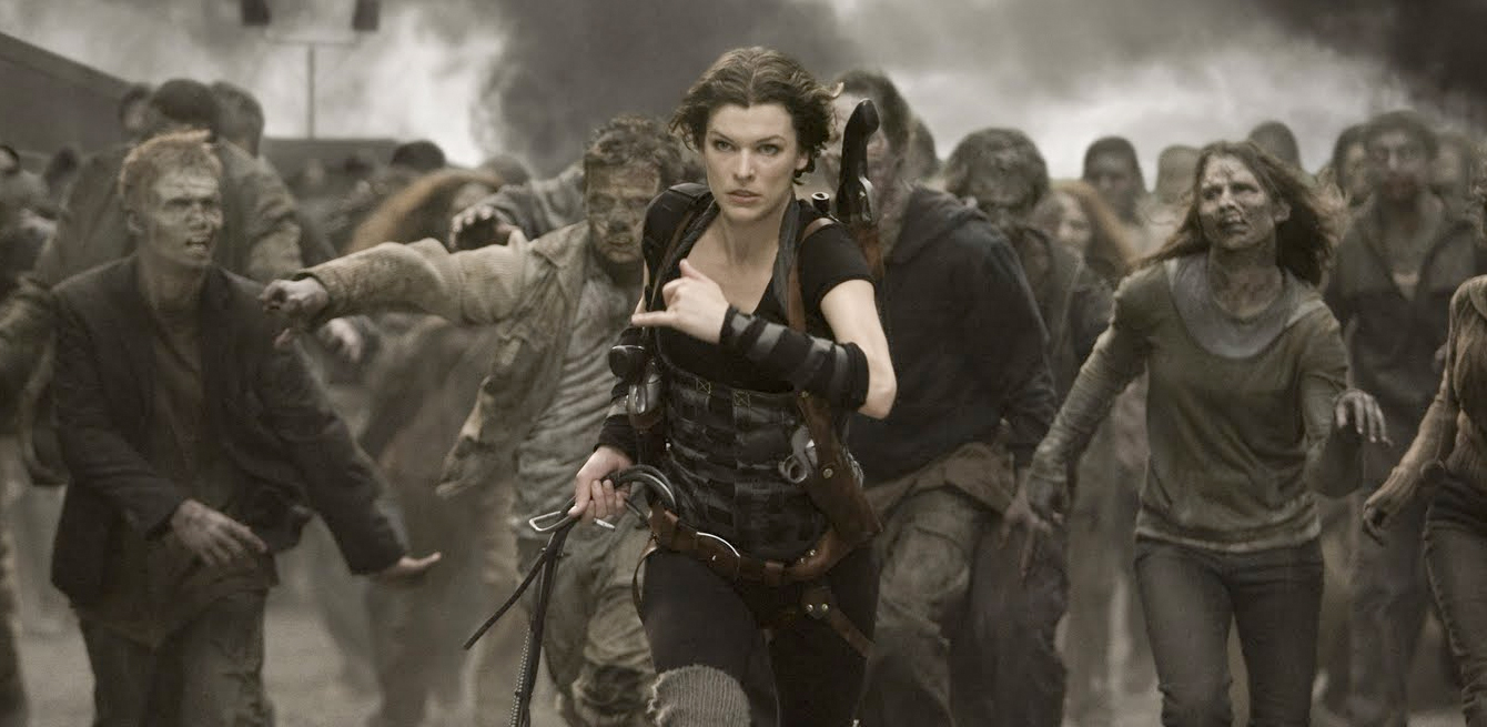 Resident Evil The Final Chapter Cast Resident Evil Final