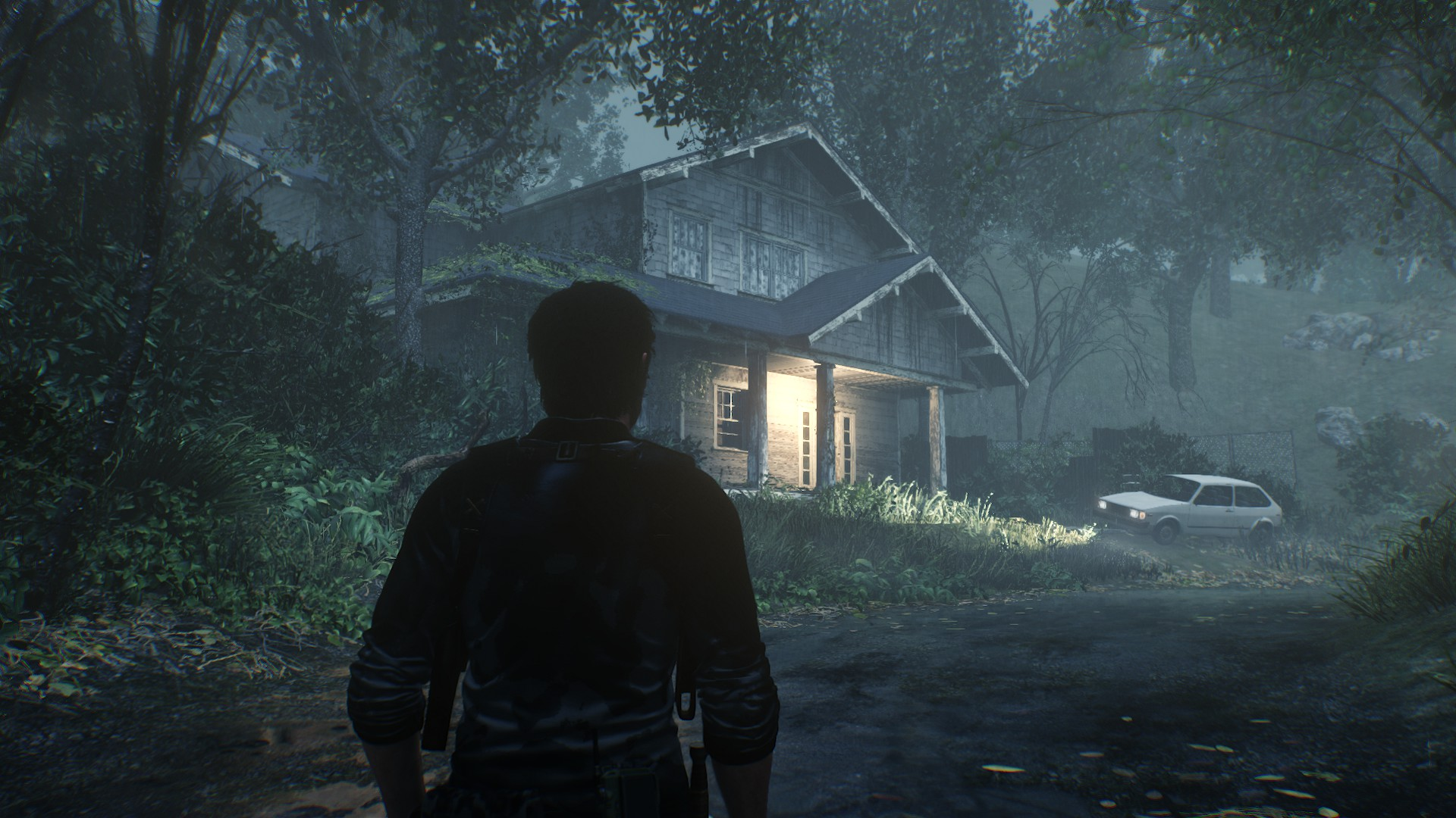 The Evil Within 2 Hd Wallpaper - Evil Within 2 345 Cedar Avenue , HD Wallpaper & Backgrounds