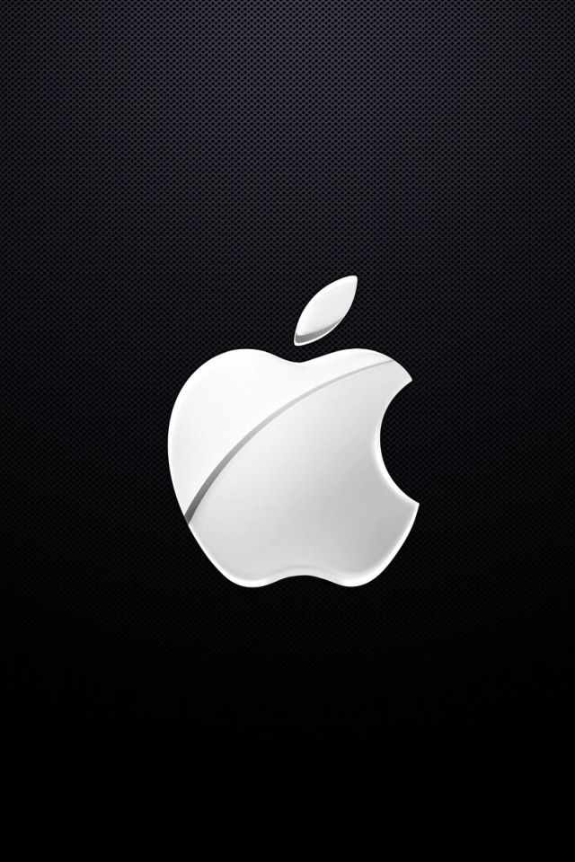 Apple Logo Iphone 4 , HD Wallpaper & Backgrounds