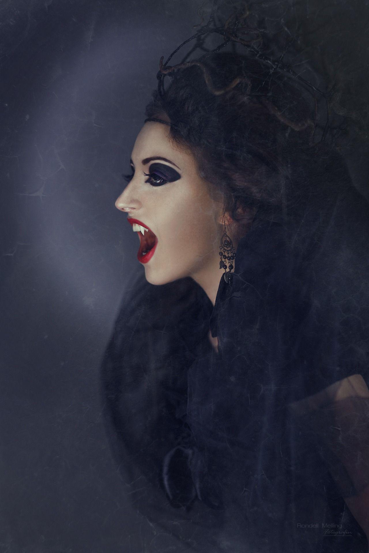 Vampire Girl Android Phone Wallpaper Vampire Girls And