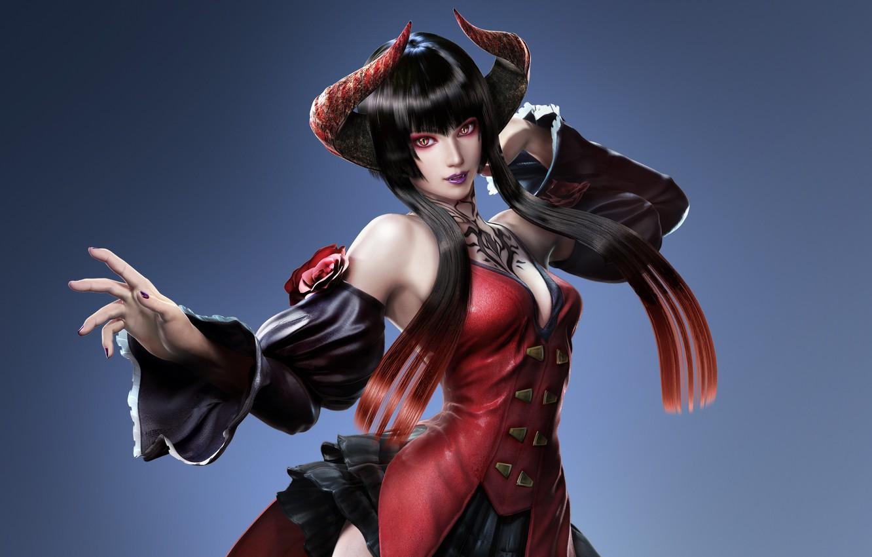 Photo Wallpaper Girl Undead Fighter Immortal Vampire
