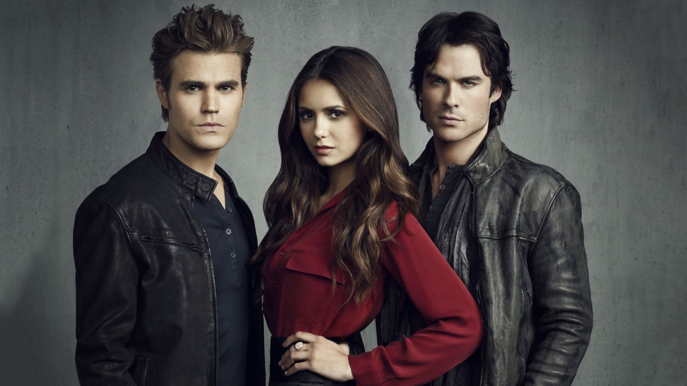 The Vampire Diaries Wallpapers Full Hd , HD Wallpaper & Backgrounds
