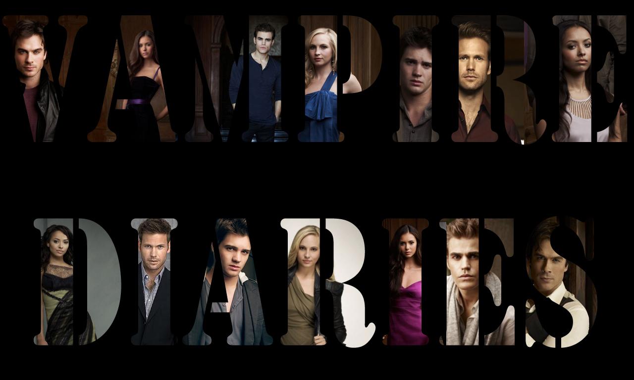 Vampire Diaries Seizoen 7 , HD Wallpaper & Backgrounds