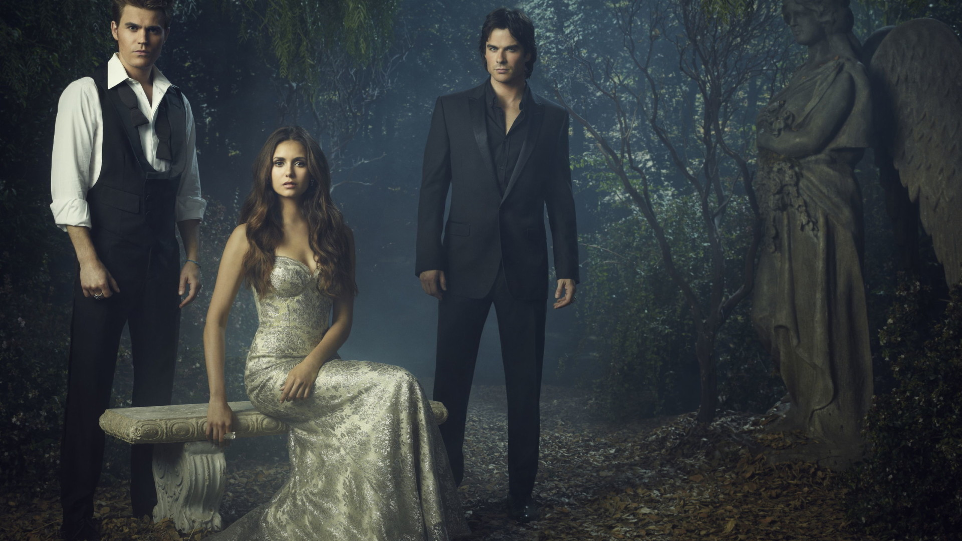 The Vampire Diaries Hd Wallpaper - Vampire Diaries Wallpaper Hd , HD Wallpaper & Backgrounds