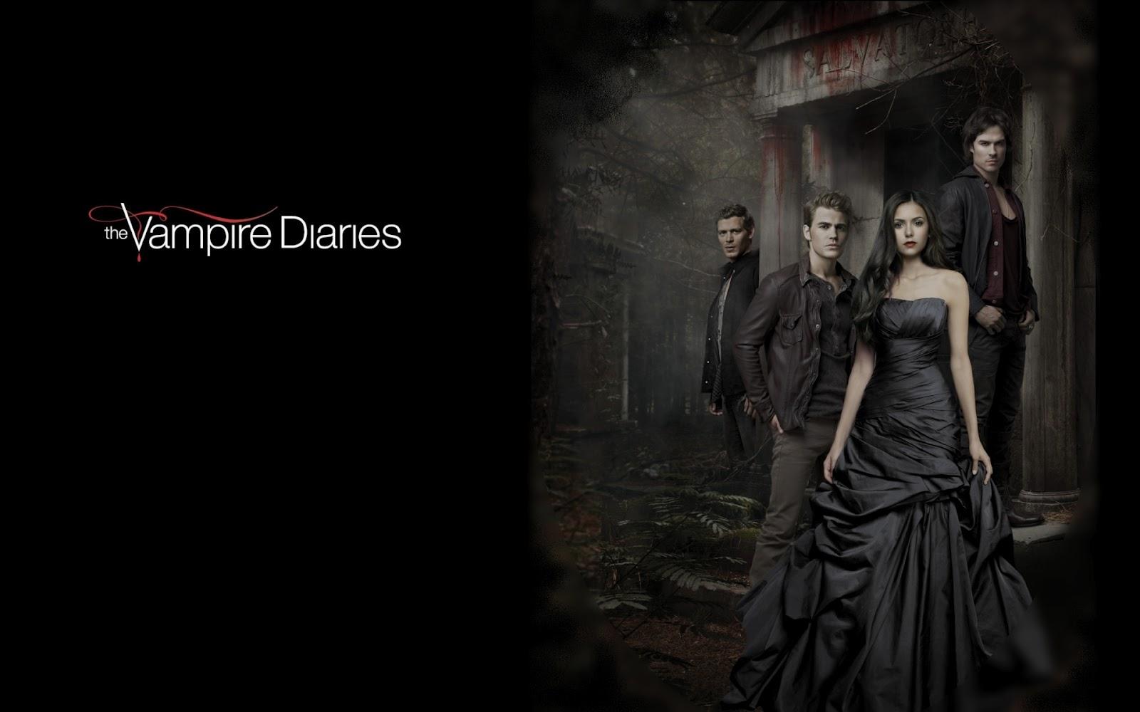 Vampire Diaries Wallpaper , HD Wallpaper & Backgrounds