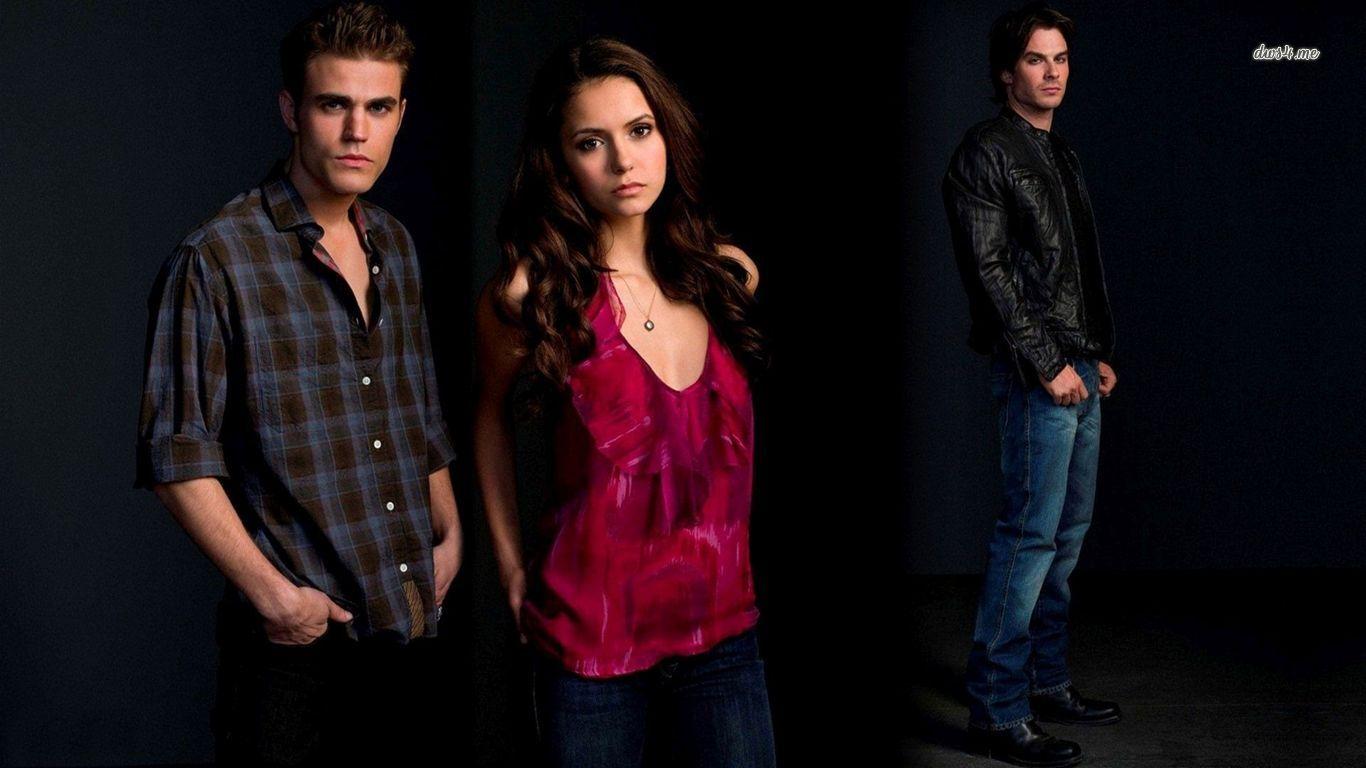 The Vampire Diaries Wallpaper - Vampire Diaries , HD Wallpaper & Backgrounds
