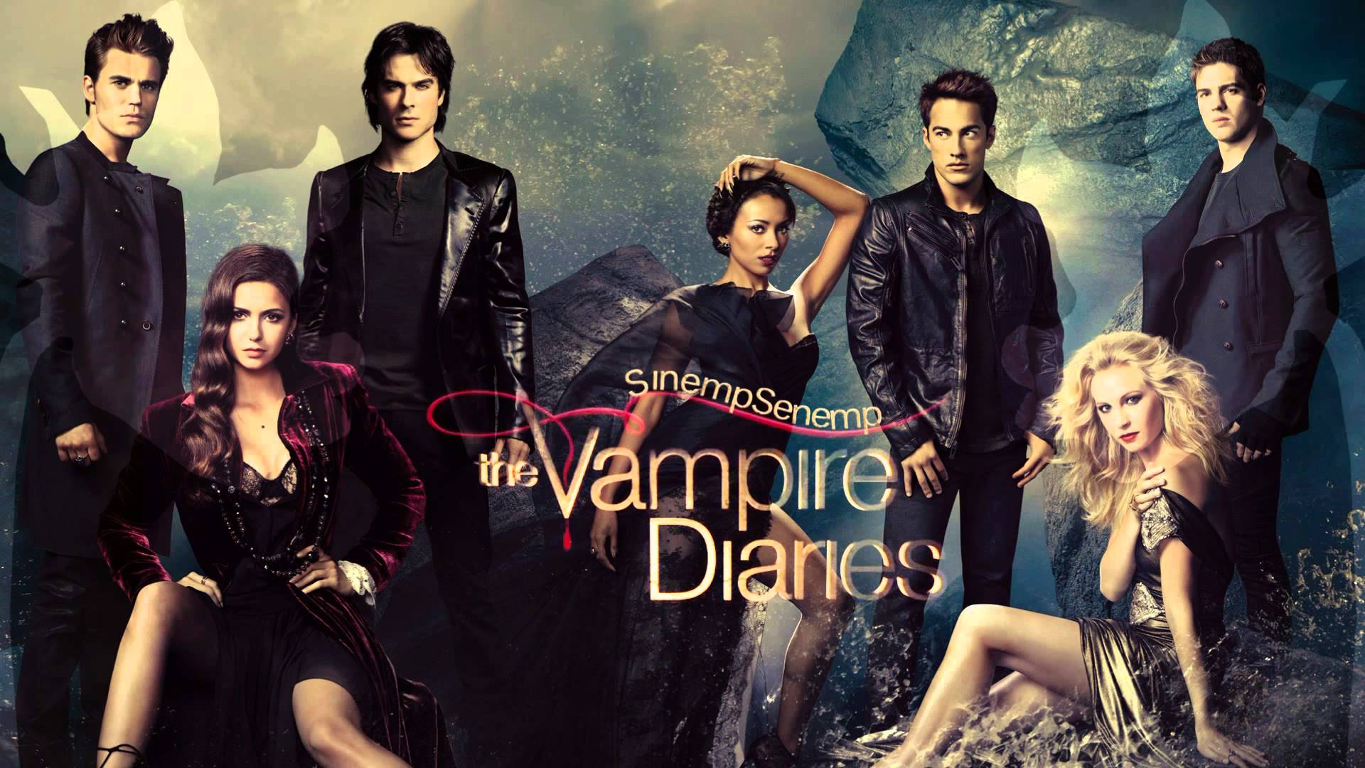 Vampire Diaries Wallpaper Season - Vampire Diaries Säsong 7 , HD Wallpaper & Backgrounds