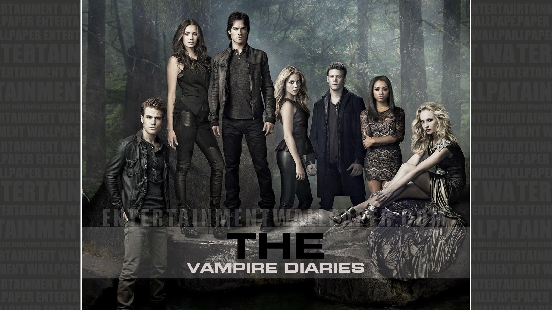 Danielle Campbell The Originals - Vampire Diaries Tv Poster , HD Wallpaper & Backgrounds