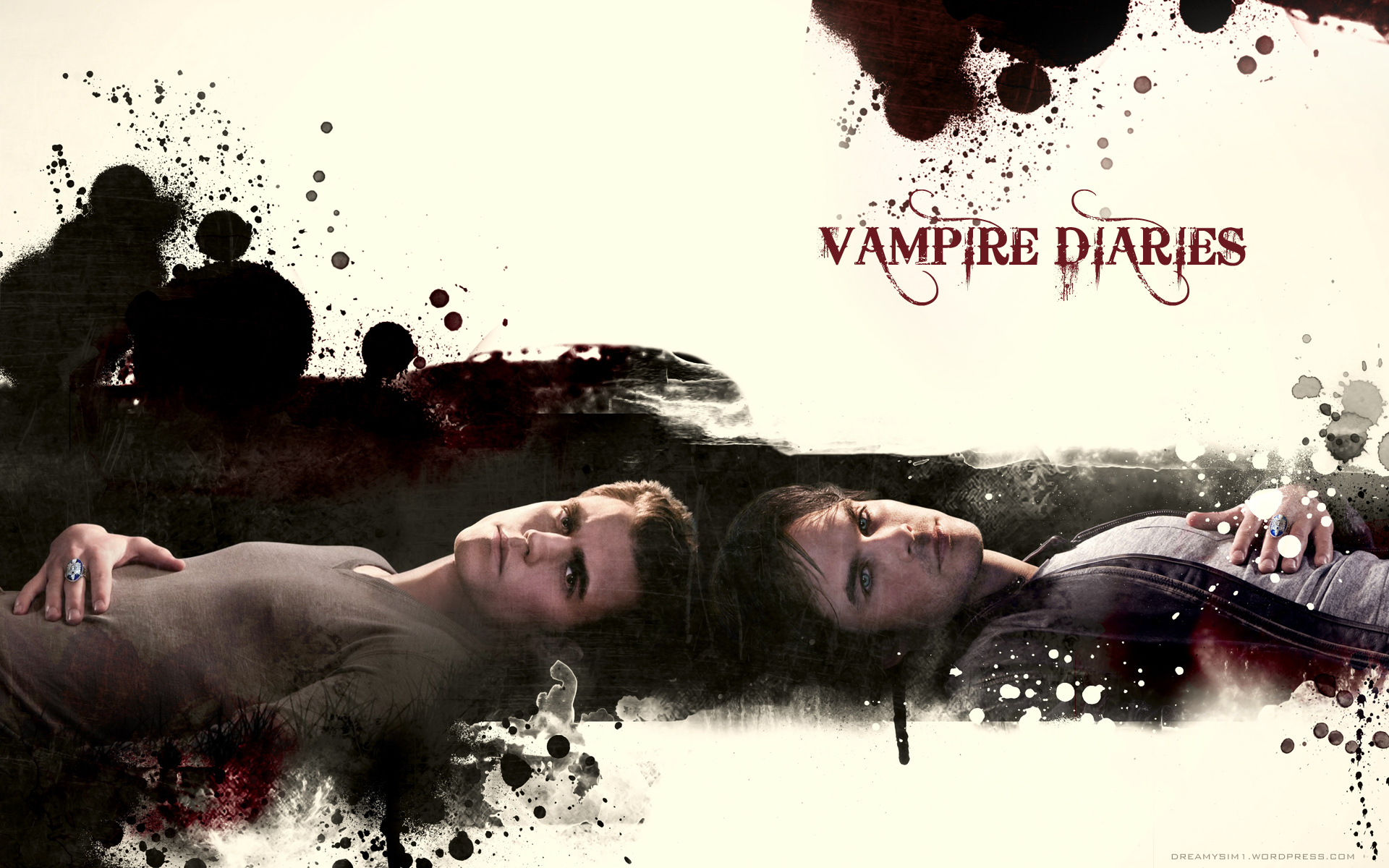Click Here To Download The Wallpaper - Salvatore Brothers Wallpaper Iphone , HD Wallpaper & Backgrounds
