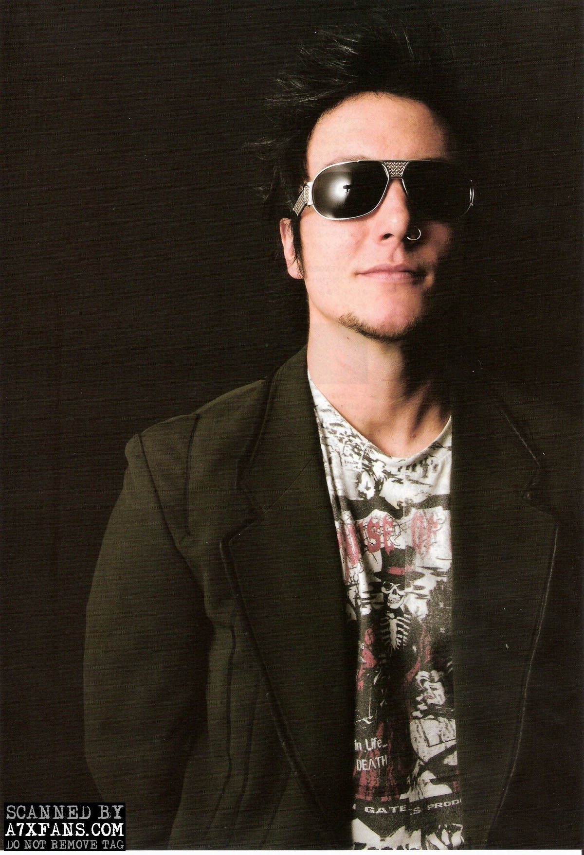 Syn Gates , Synyster Gates Hair 2016 (1982485) , HD