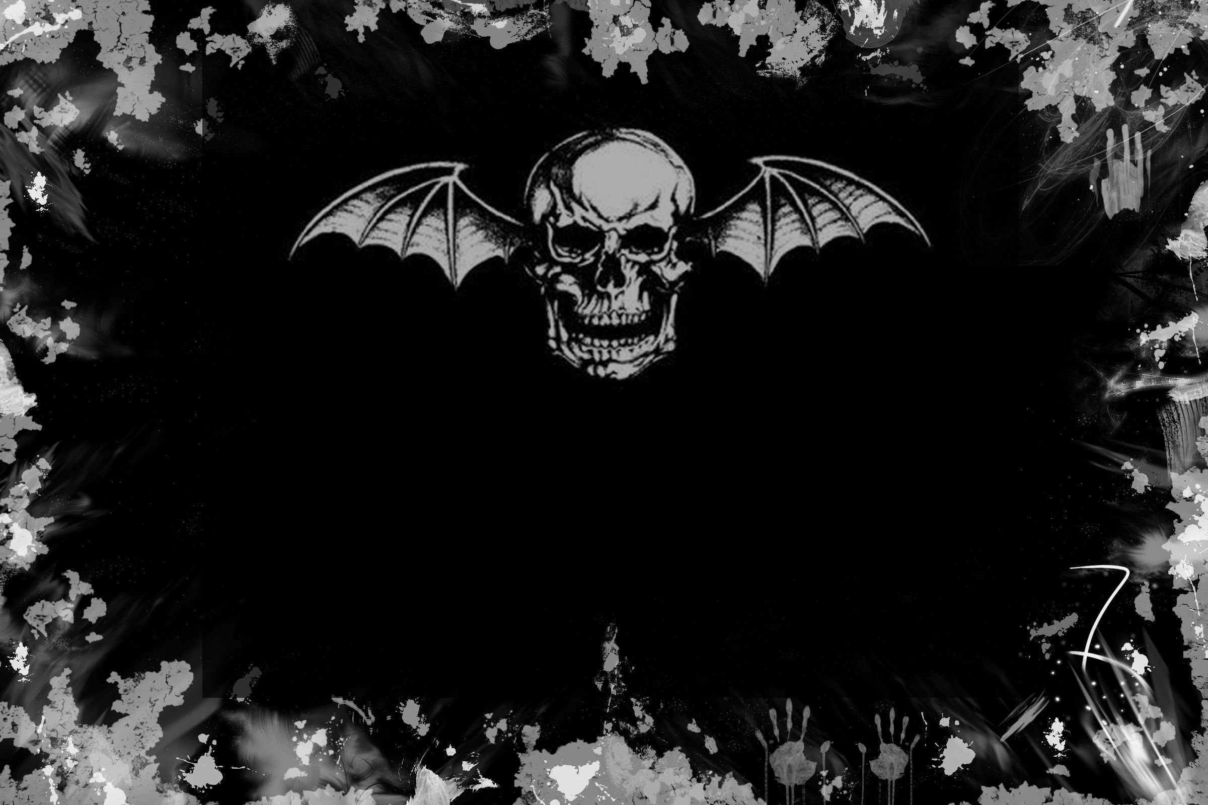 Pc Avenged Sevenfold Wallpaper Wallpapers And Pictures