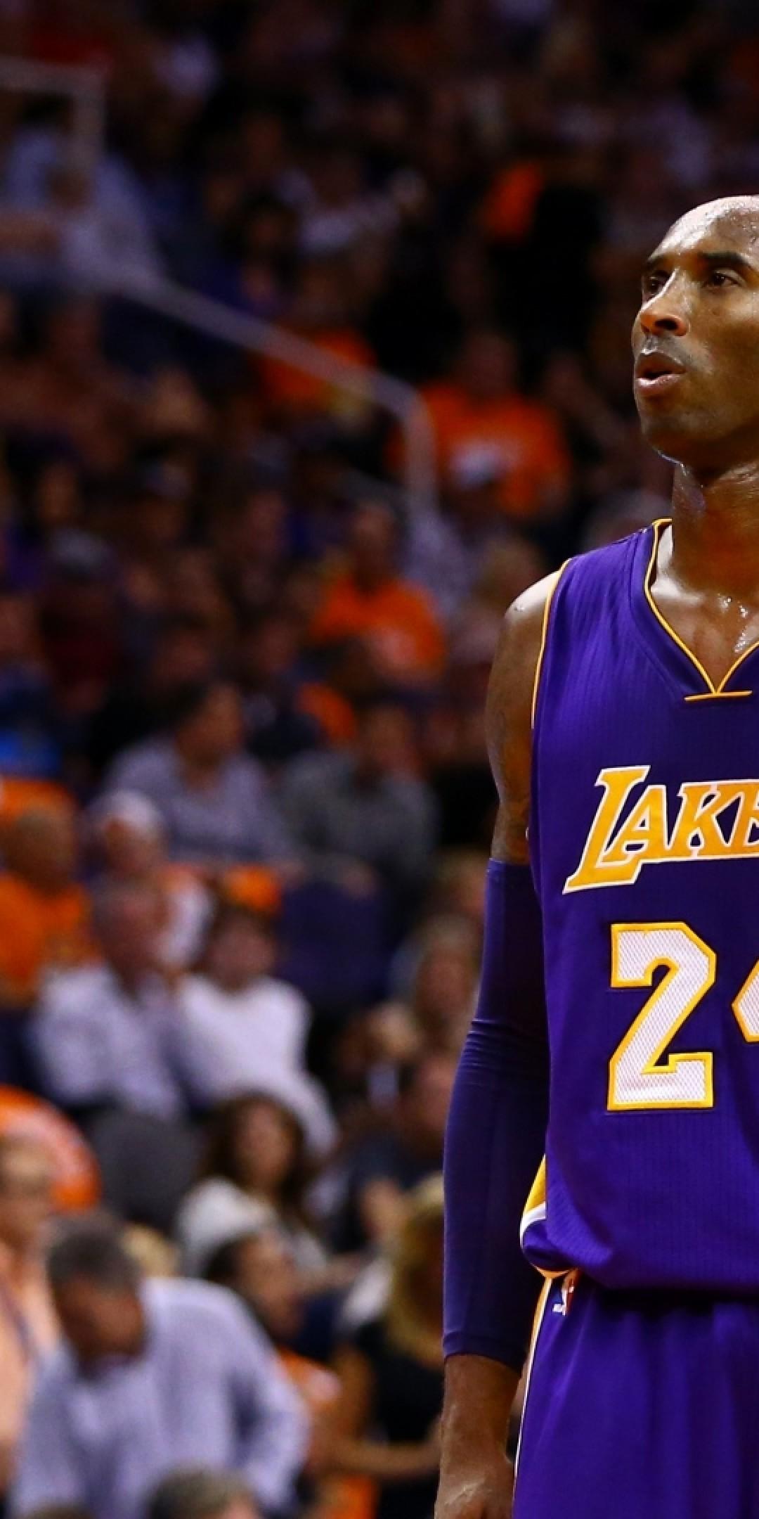 Kobe Bryant Basketball Los Angeles Lakers Nba Wallpaper For