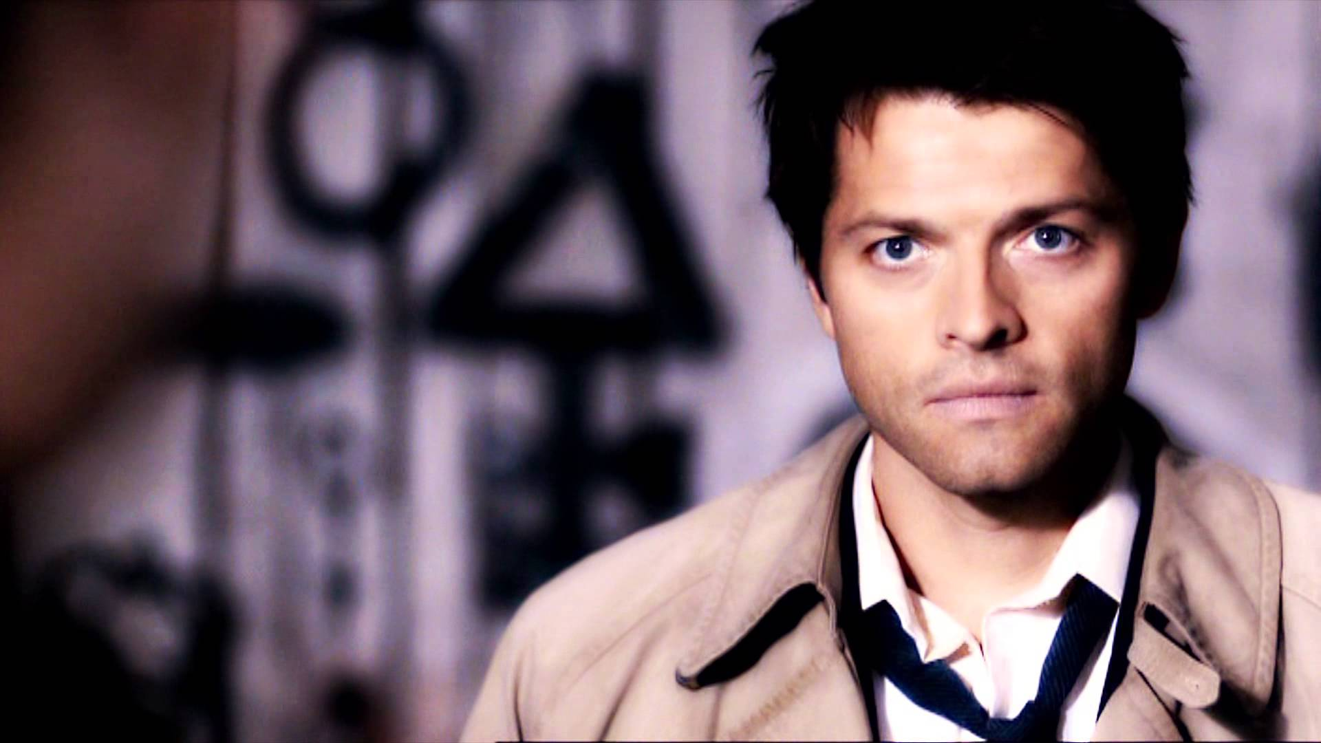 Hd Castiel Supernatural Iphone Images - Castiel Season 4 Gif , HD Wallpaper & Backgrounds