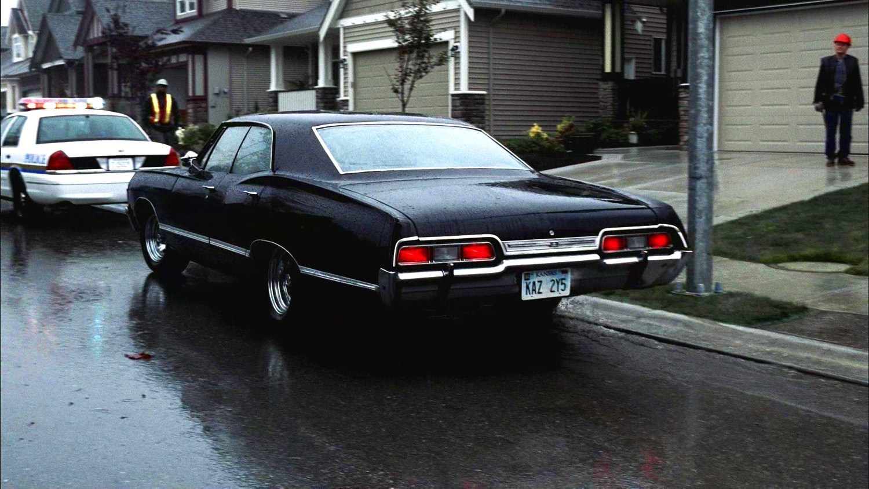 Sobrenatural Supernatural Brazil Chevy Impala 1967 67 Impala