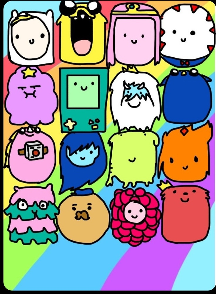 Ipod Backgrounds On Pinterest - Iphone 4 Wallpaper Adventure Time , HD Wallpaper & Backgrounds
