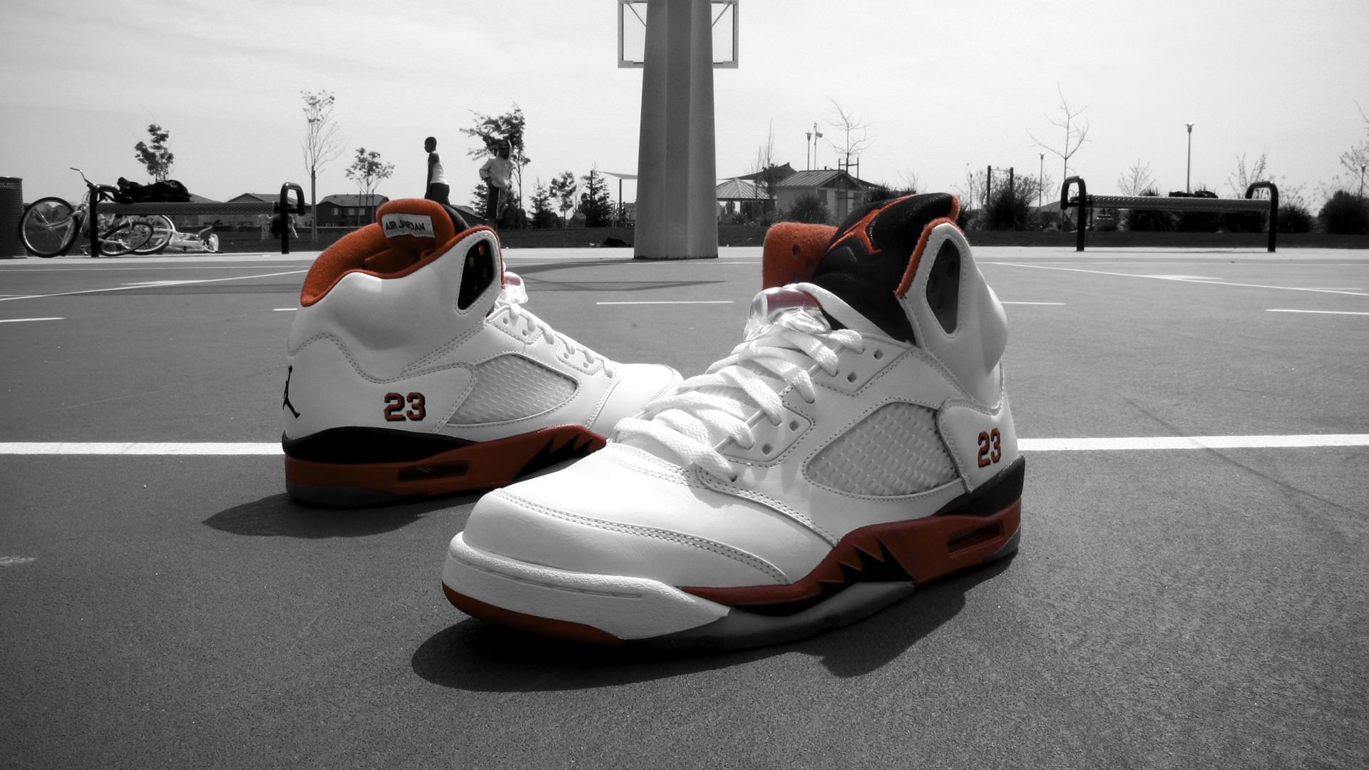 Jordan Shoes Wallpaper Jordan Shoes Wallpaper 4k 1990911 Hd Wallpaper Backgrounds Download