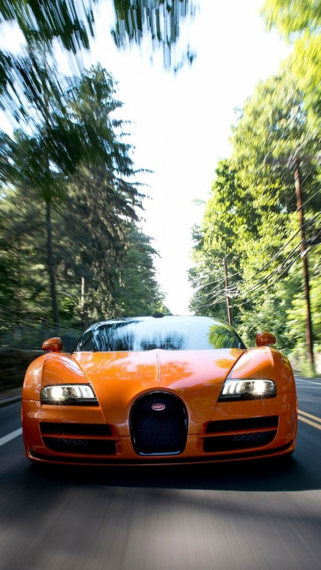 Bugatti Veyron Grand Sport Vitesse Mobile Wallpaper Bugatti Veyron Wallpaper For Android 1994099 Hd Wallpaper Backgrounds Download