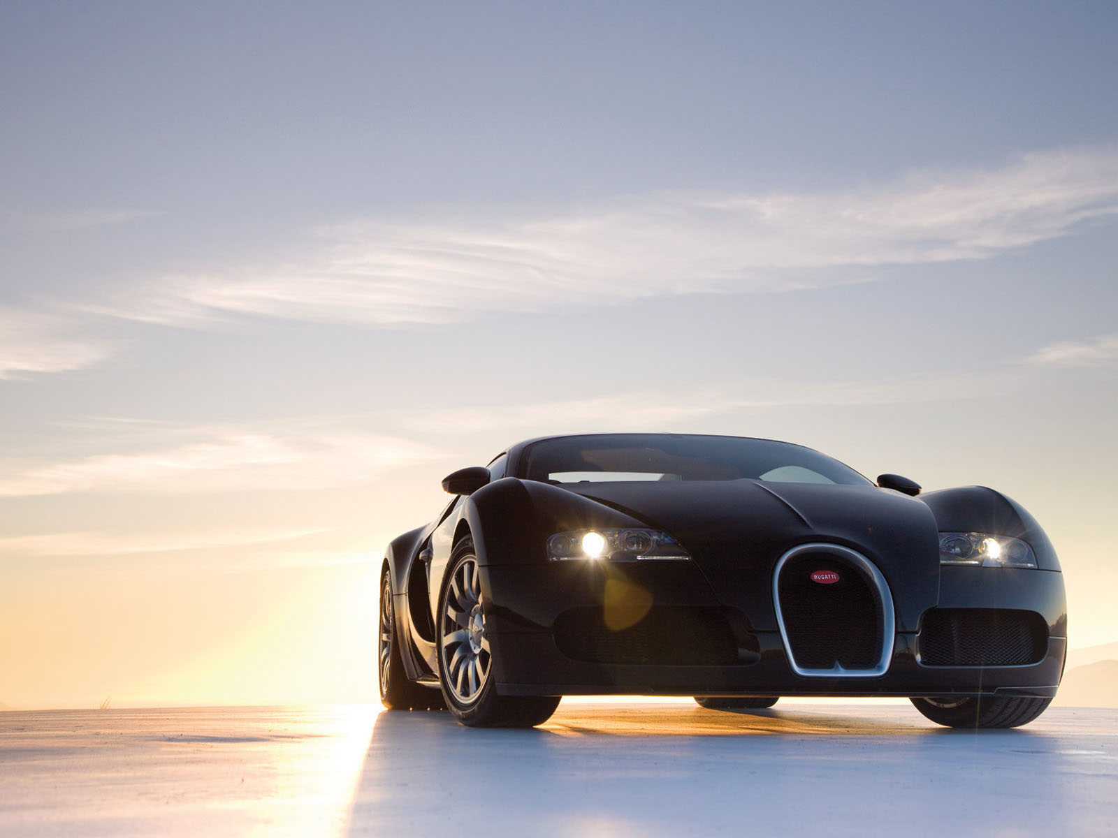 Black Bugatti Veyron Wallpaper Bugatti Car Wallpapers Hd