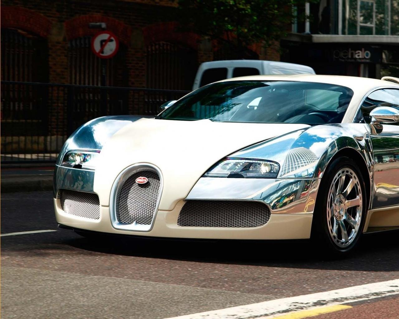 Bugatti, Land Vehicle, Sports Car, Supercar, Bugatti - Bugatti Veyron Centenaire White , HD Wallpaper & Backgrounds