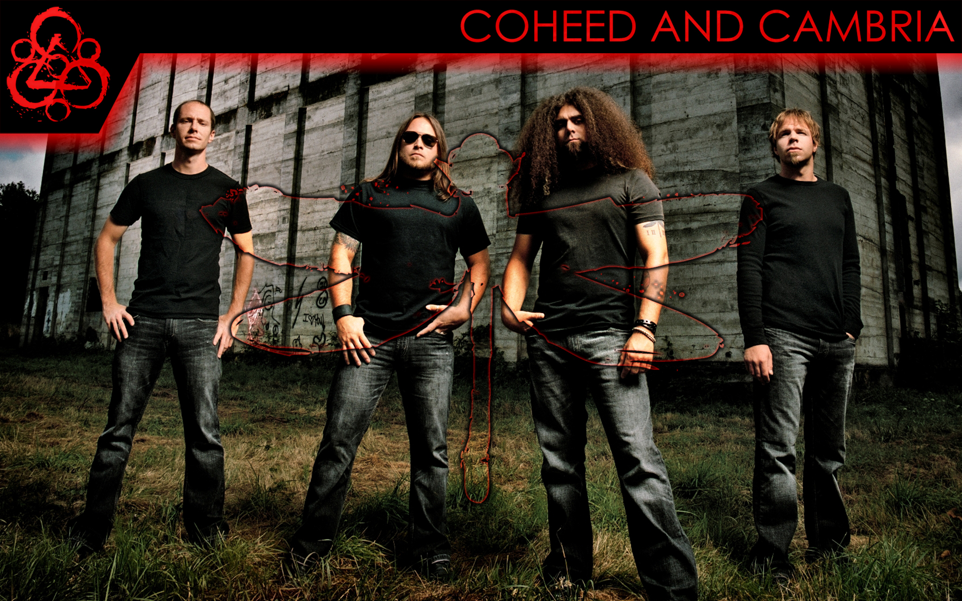 Coheed And Cambria Hd Wallpaper Coheed And Cambria 1995317